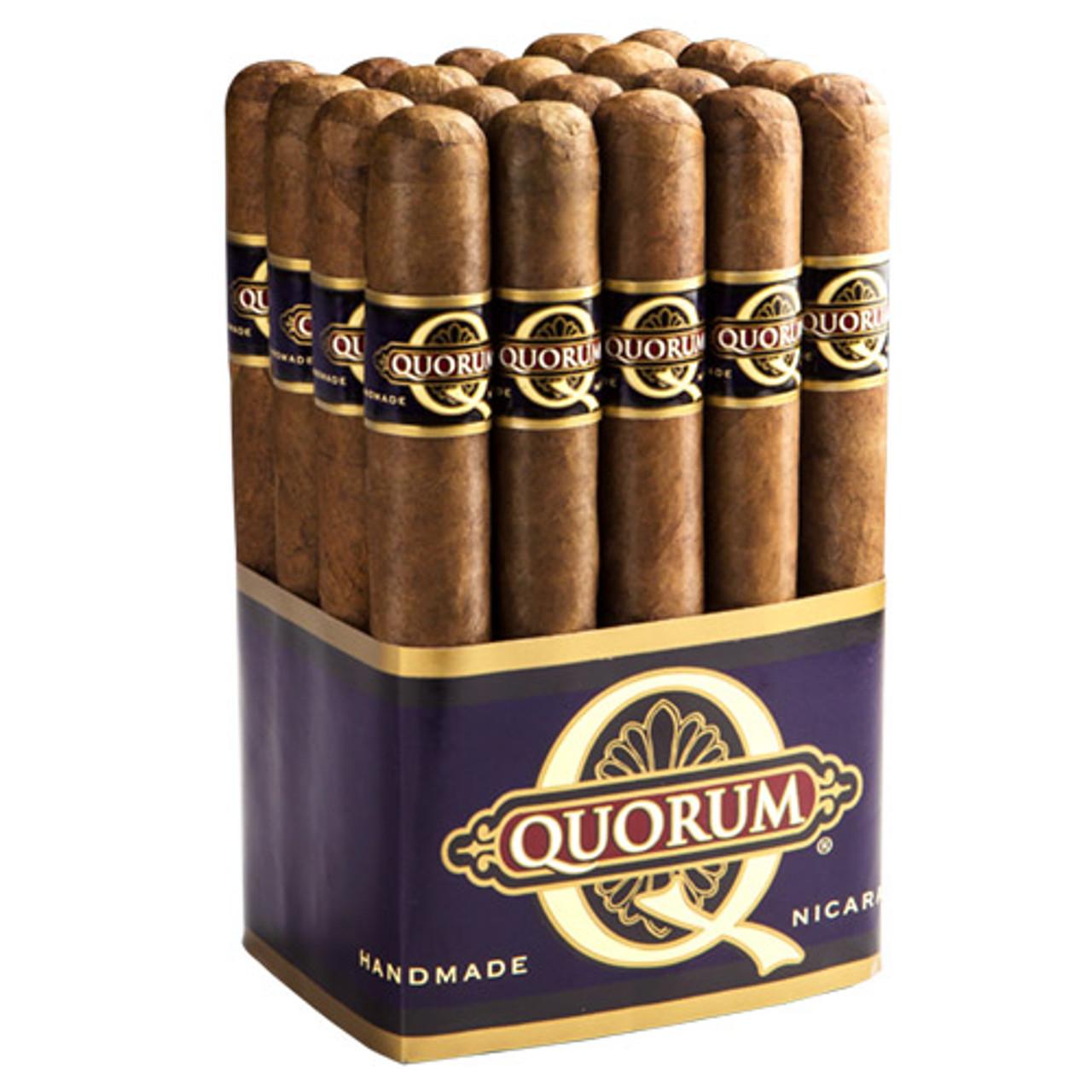 Quorum Classic Churchill Cigars - 7 x 48 (Box of 20)