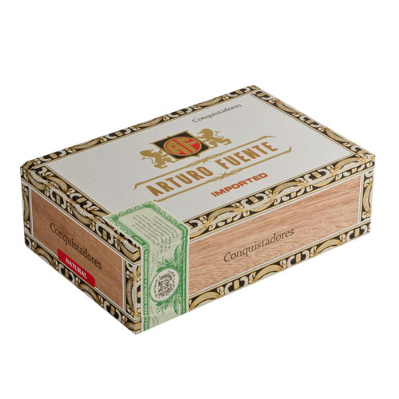 Arturo Fuente Especiales Conquistadores Cigars - 5.5 x 56 (Box of 30)