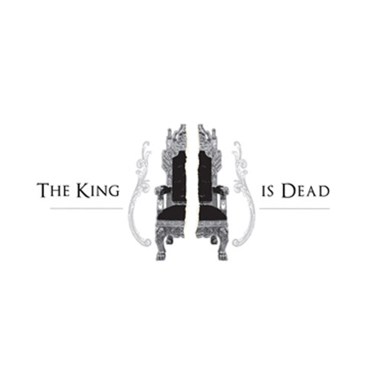 Caldwell The King is Dead Premier Negrito Cigars - 5.5 x 50 (Box of 20)