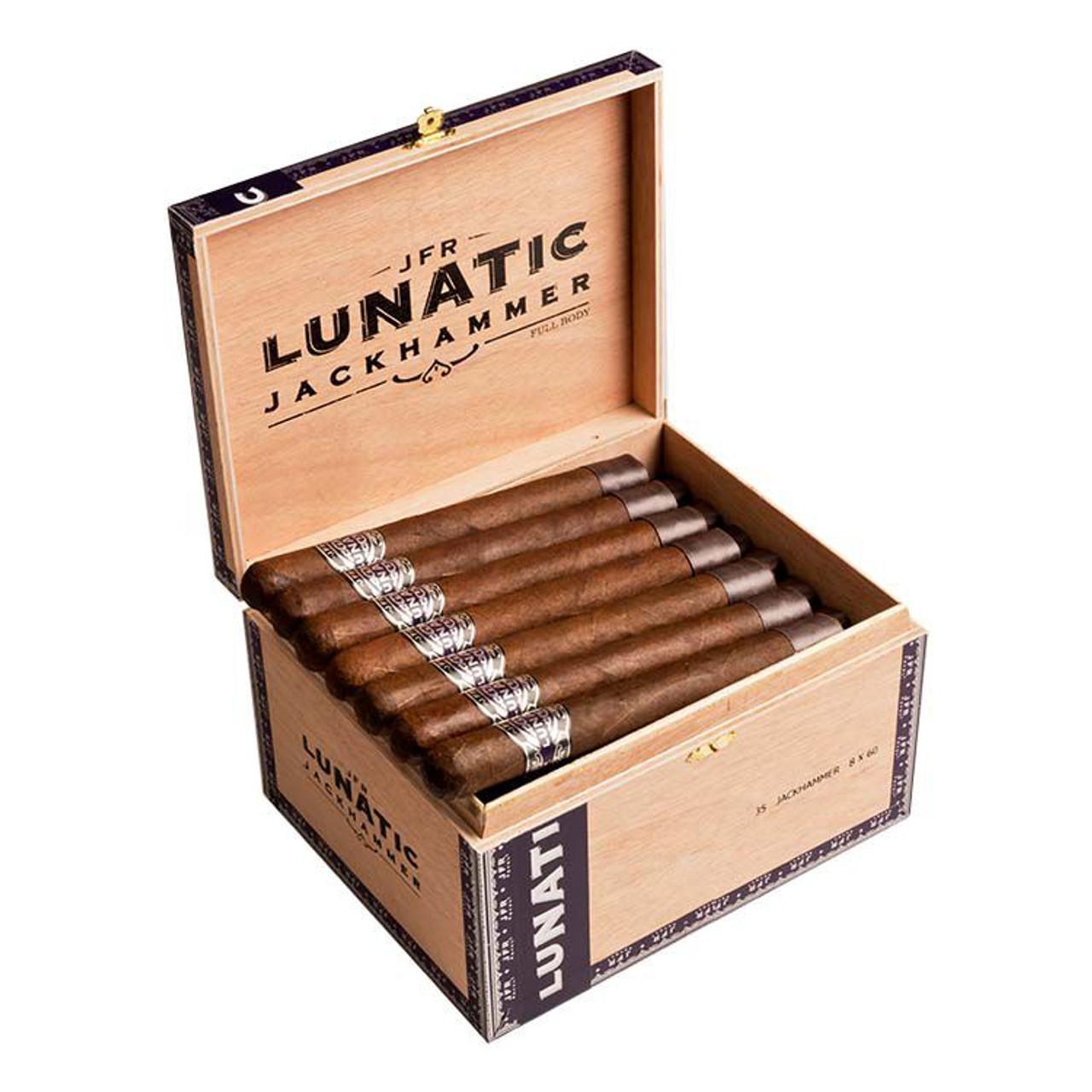 Casa Fernandez Lunatic Jackhammer Cigars - 8 x 60 (Box of 35)