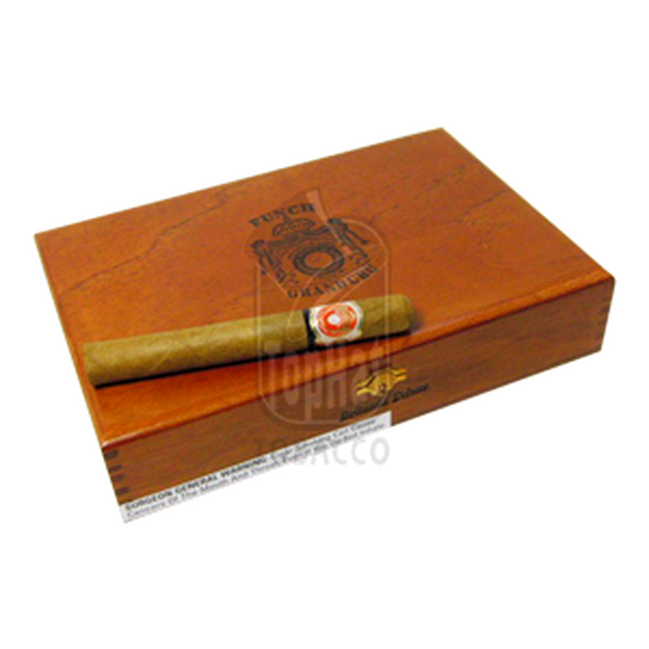 Punch Grand Cru Britania Cigars - 6.25 x 50 (Cedar Chest of 25)