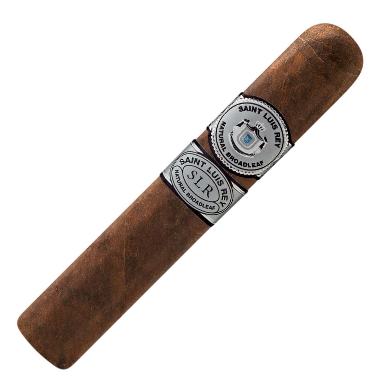 Saint Luis Rey Natural Broadleaf Rothchilde Cigars - 5 x 56 (Box of 25)