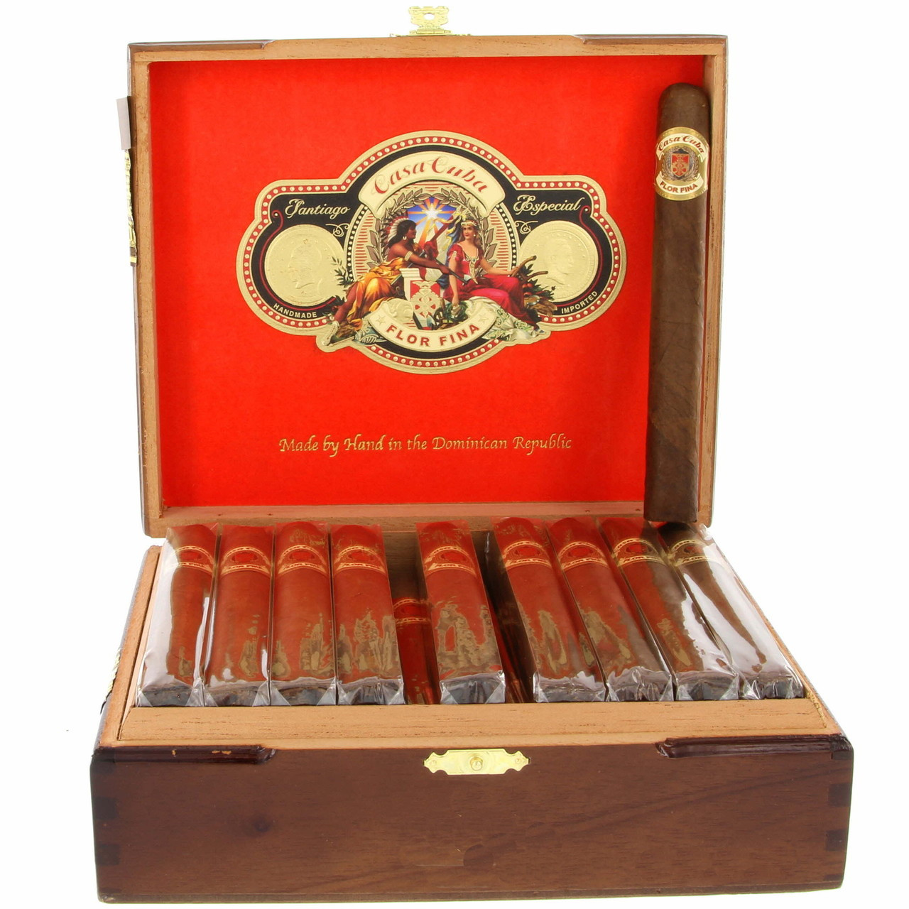 Casa Cuba  Divine Inspiratio Cigars - 6.12 x 47 (Box of 30)