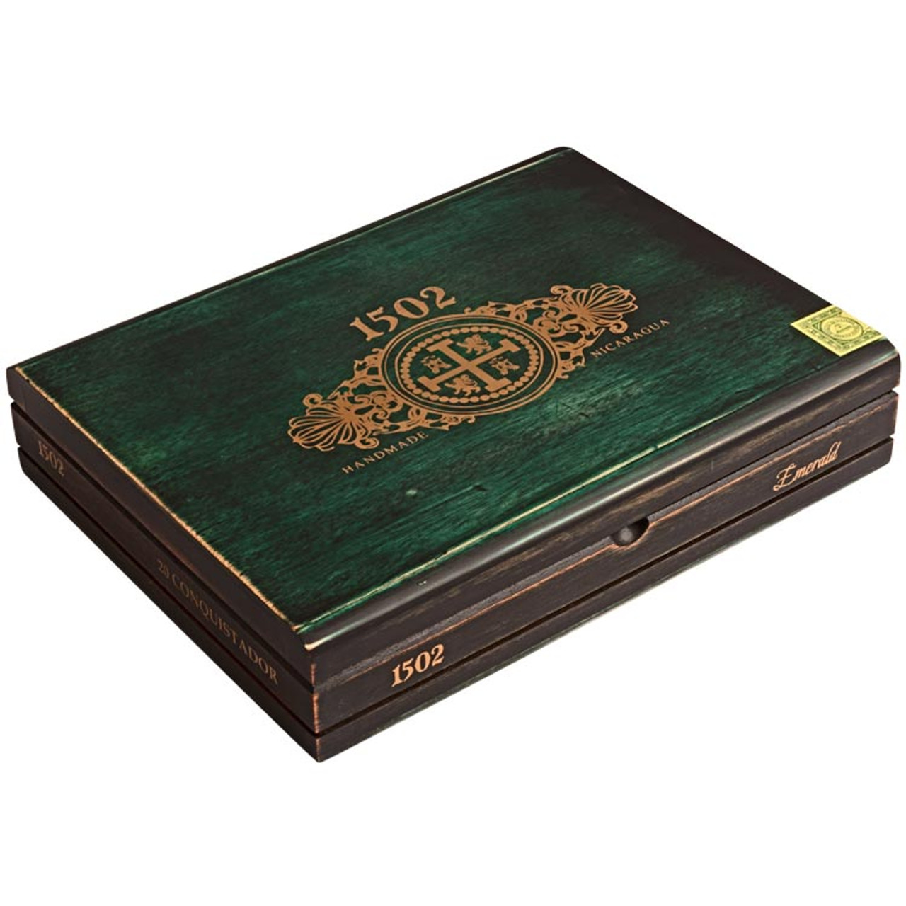 1502 Emerald Conquistador Cigars - 6 x 56 (Box of 20)