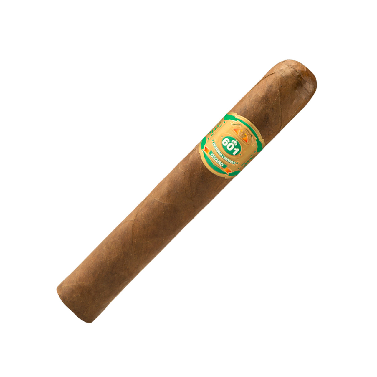 601 Green Label Trabuco Cigars - 6.12 x 58 (Box of 20)