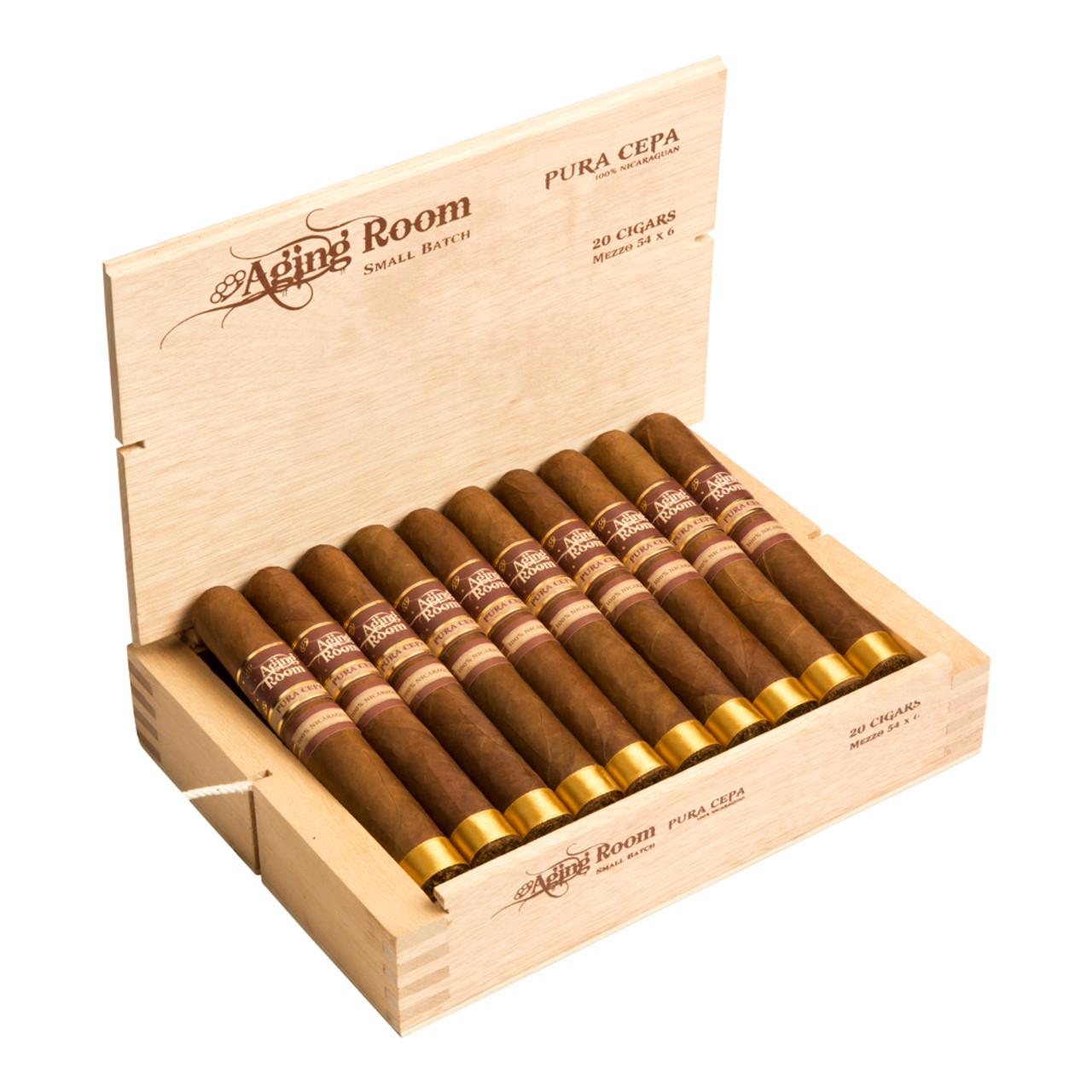 Aging Room Pura Cepa Rondo Cigars - 5 x 50 (Box of 20)