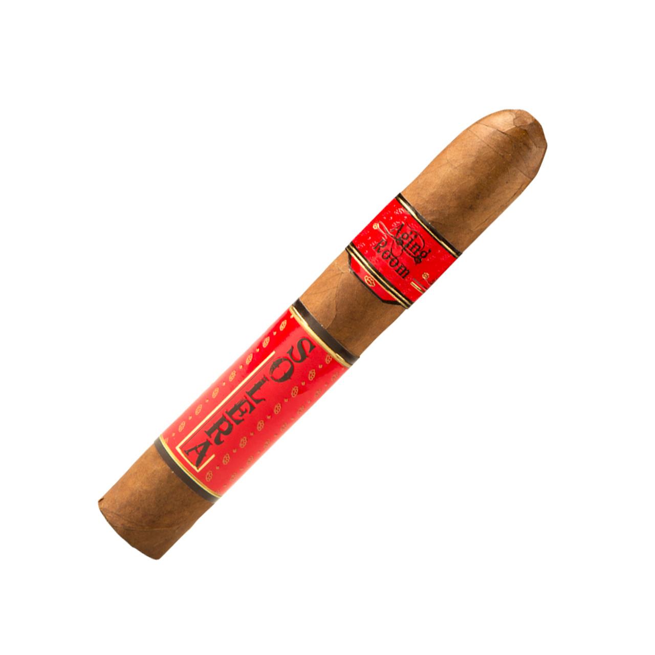 Aging Room Solera Fanfare Corojo Cigars - 6.12 x 57 (Box of 21)