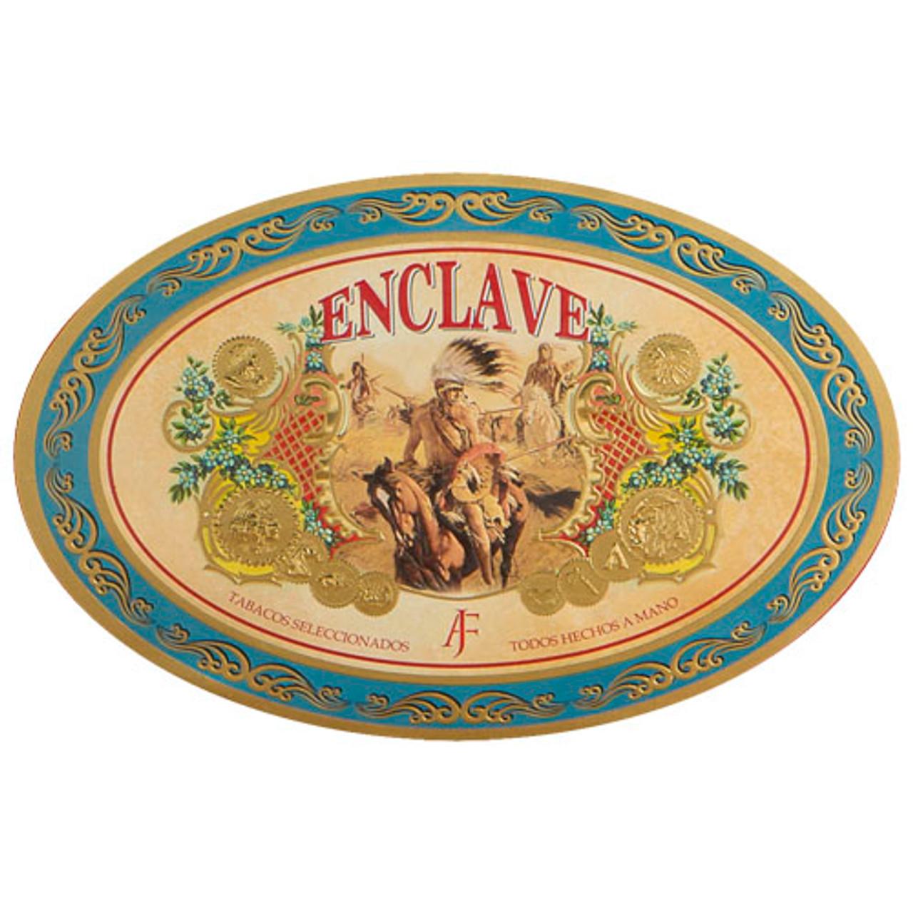 AJ Fernandez Enclave Broadleaf Churchill Cigars - 7 x 52 (Box of 20)