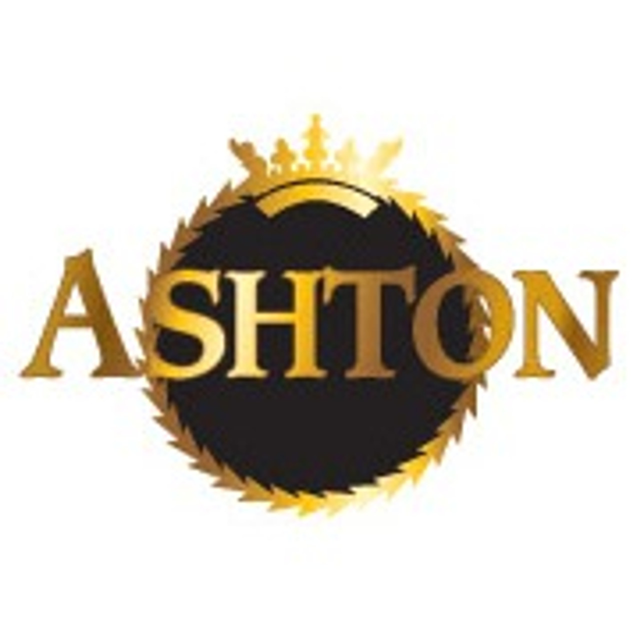 Ashton Cigarillos Connecticut Cigars - 3.75 x 26 (10 Packs of 10 (100 Total))