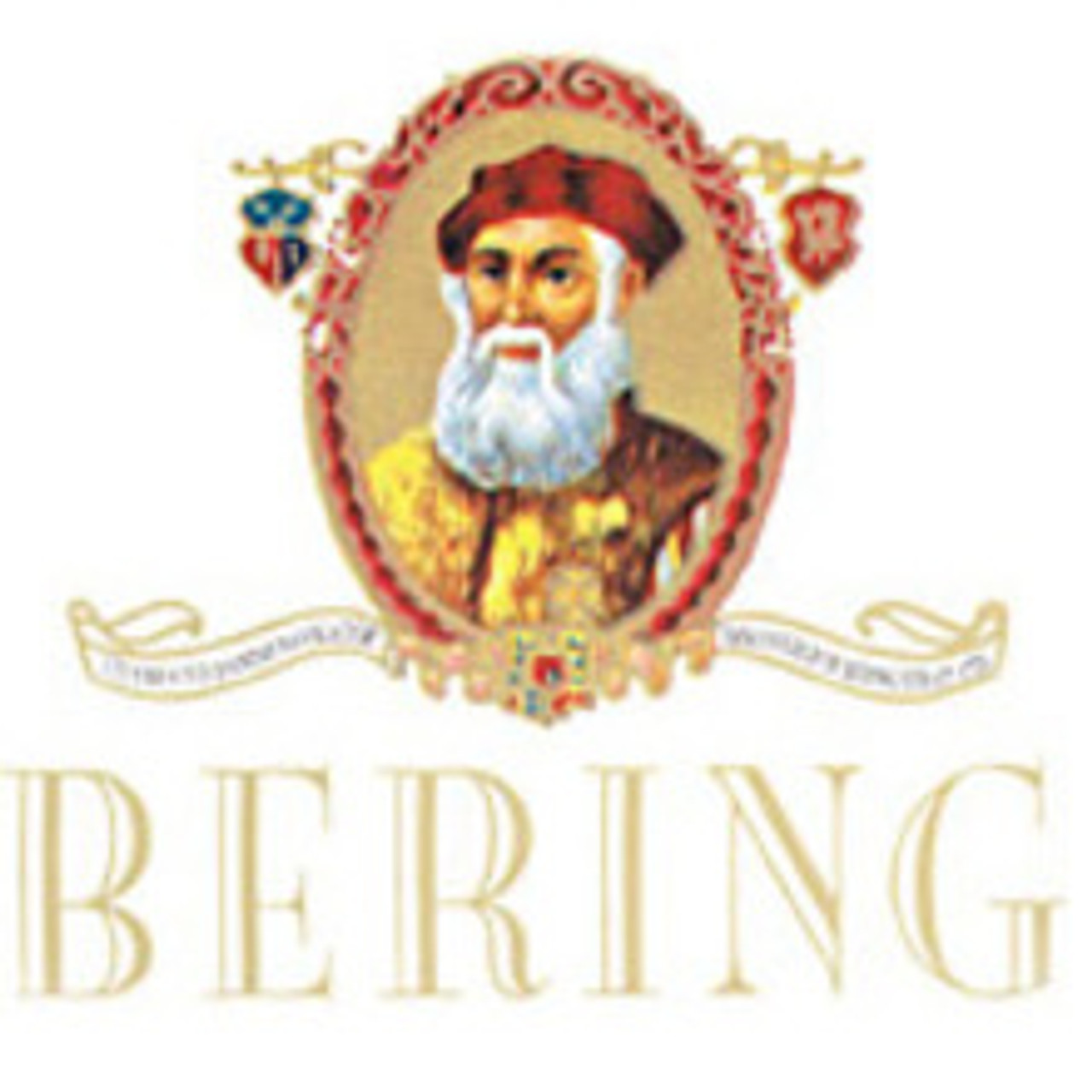 Bering Belicoso Natural Cigars - 6 3/4 x 52 (Box of 25)