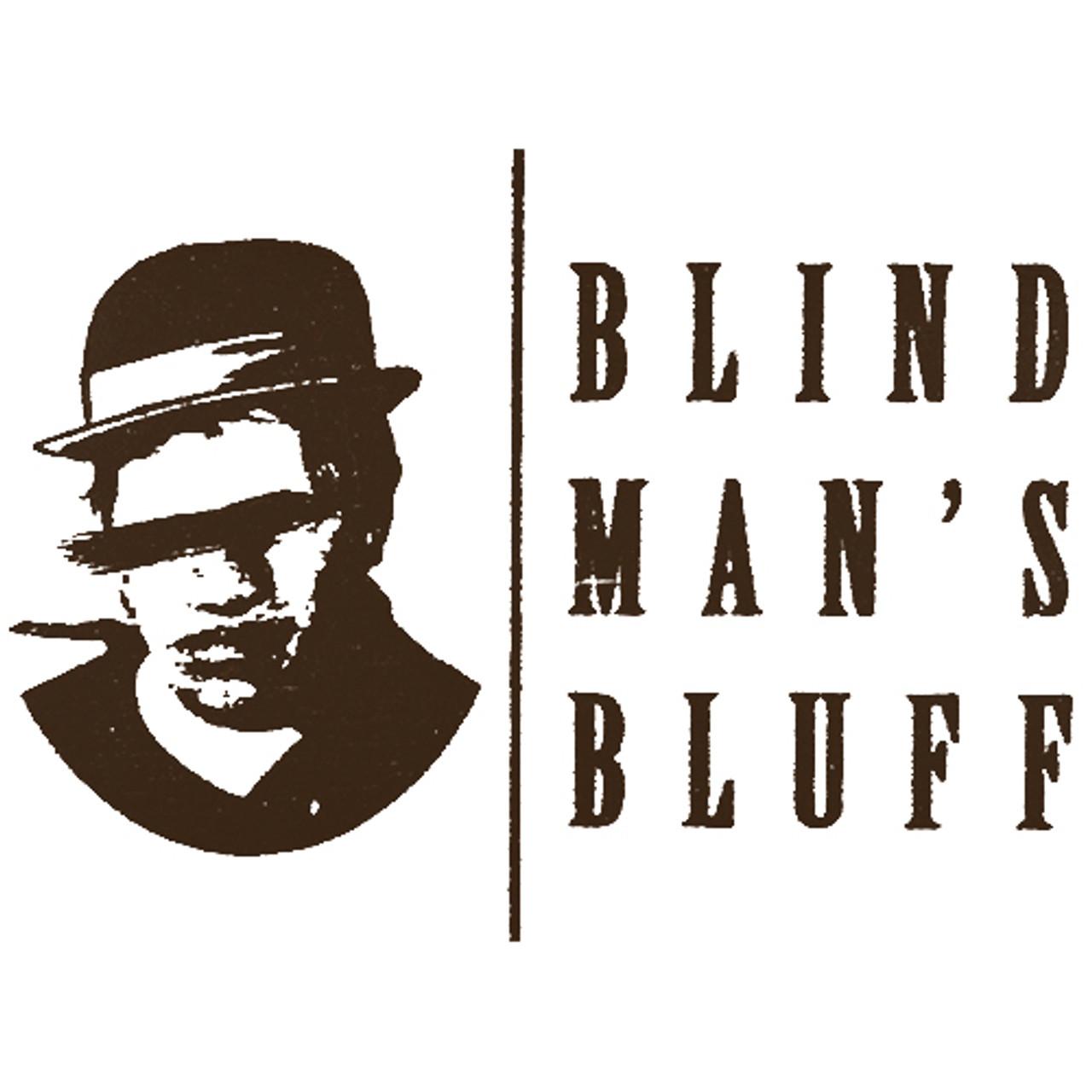 Blind Man's Bluff by Caldwell Cigar Co. Robusto Maduro Cigars - 5 x 50 (Box of 20)