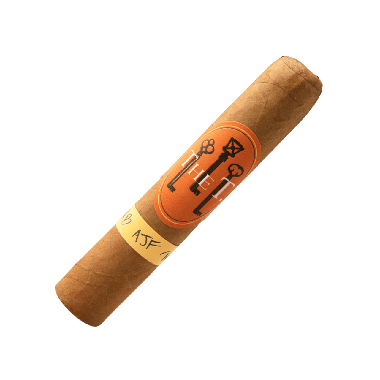 Caldwell The T. Connecticut Short Robusto Cigars - 4 x 48 (Box of 20)