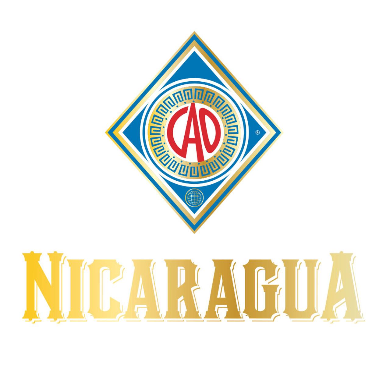 CAO Nicaragua Tipitapa Cigars - 4.88 x 50 (Box of 20)