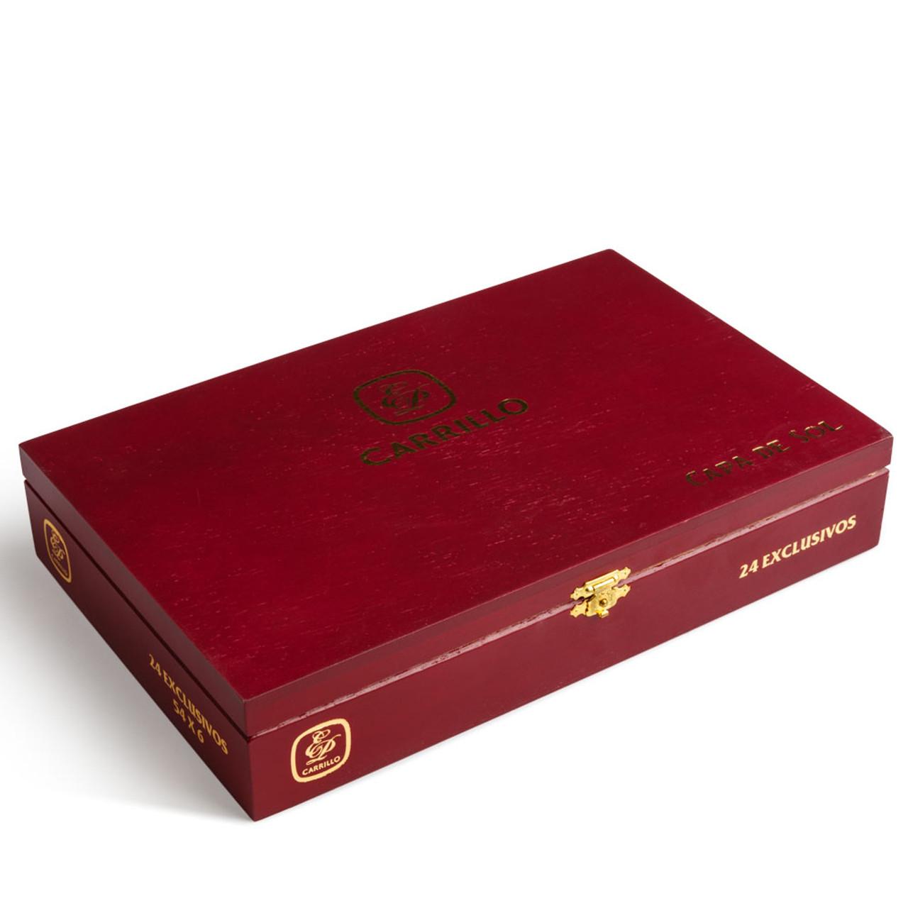 Capa de Sol by E.P. Carrillo Piramides No.5 Cigars - 5.75 x 52 (Box of 24)