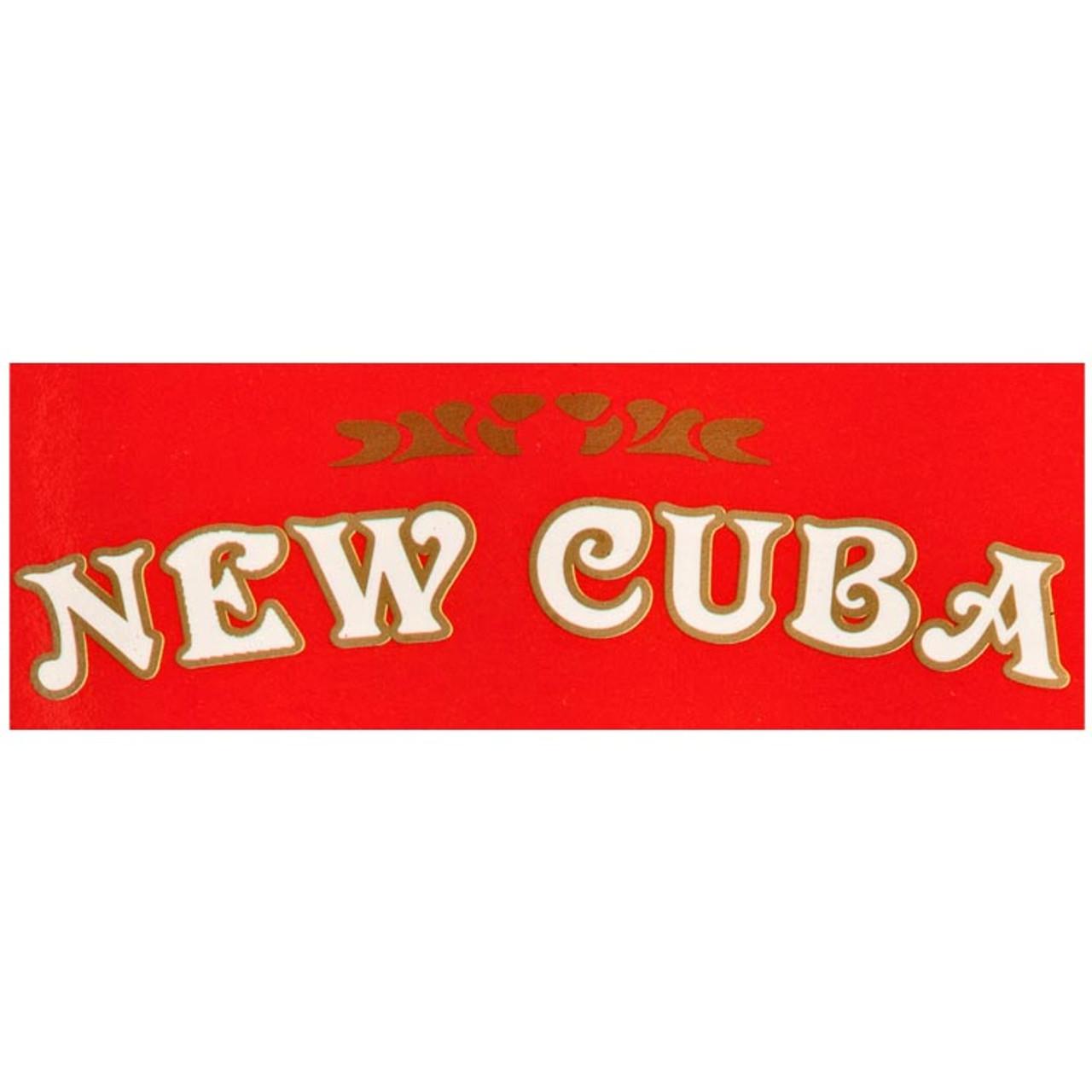 Casa Fernandez New Cuba Corojo Robusto Cigars - 5 x 50 (Bundle of 25)