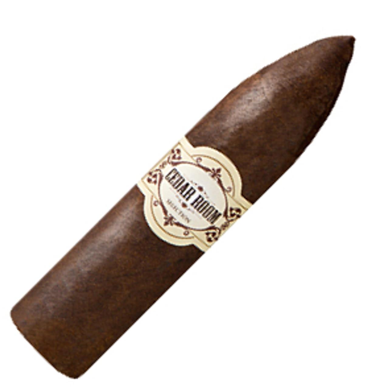 Cedar Room Morron Short Magnum Cigars - 4 x 60 (Pack of 5)