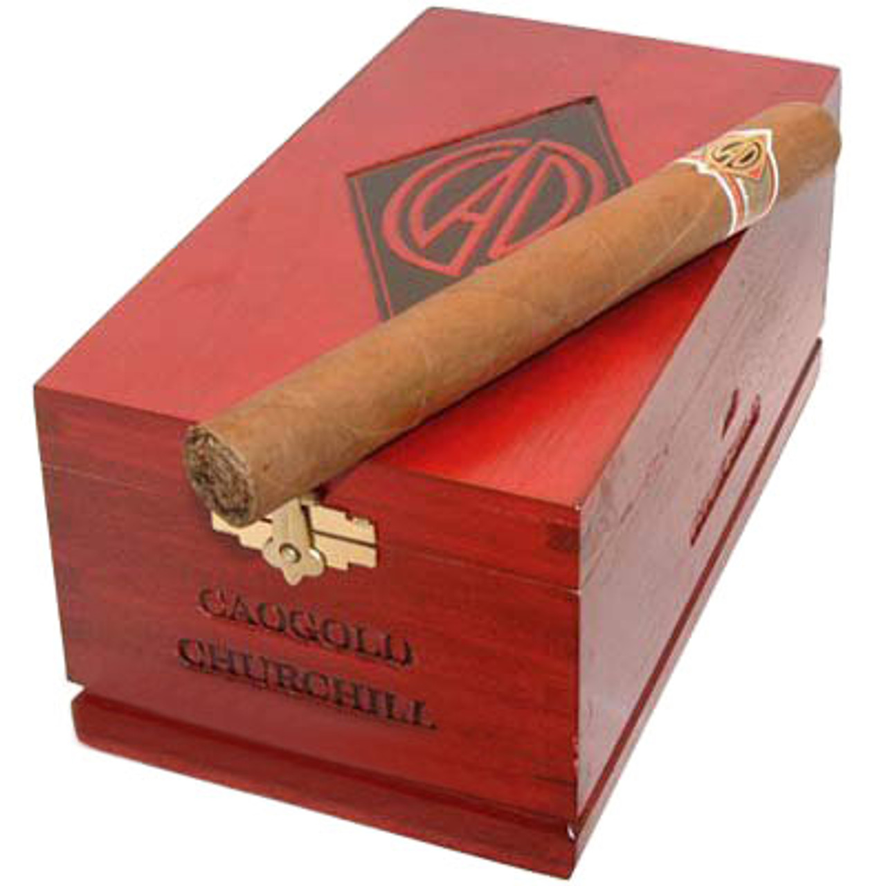CAO Gold Churchill Cigars - 7 x 48 (Box of 20)