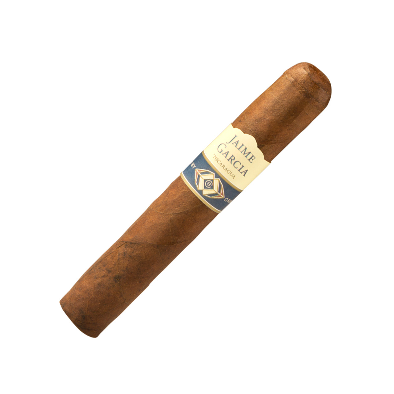 Crafted by Jaime Garcia Robusto Cigars - 5 x 50 (Box of 10)