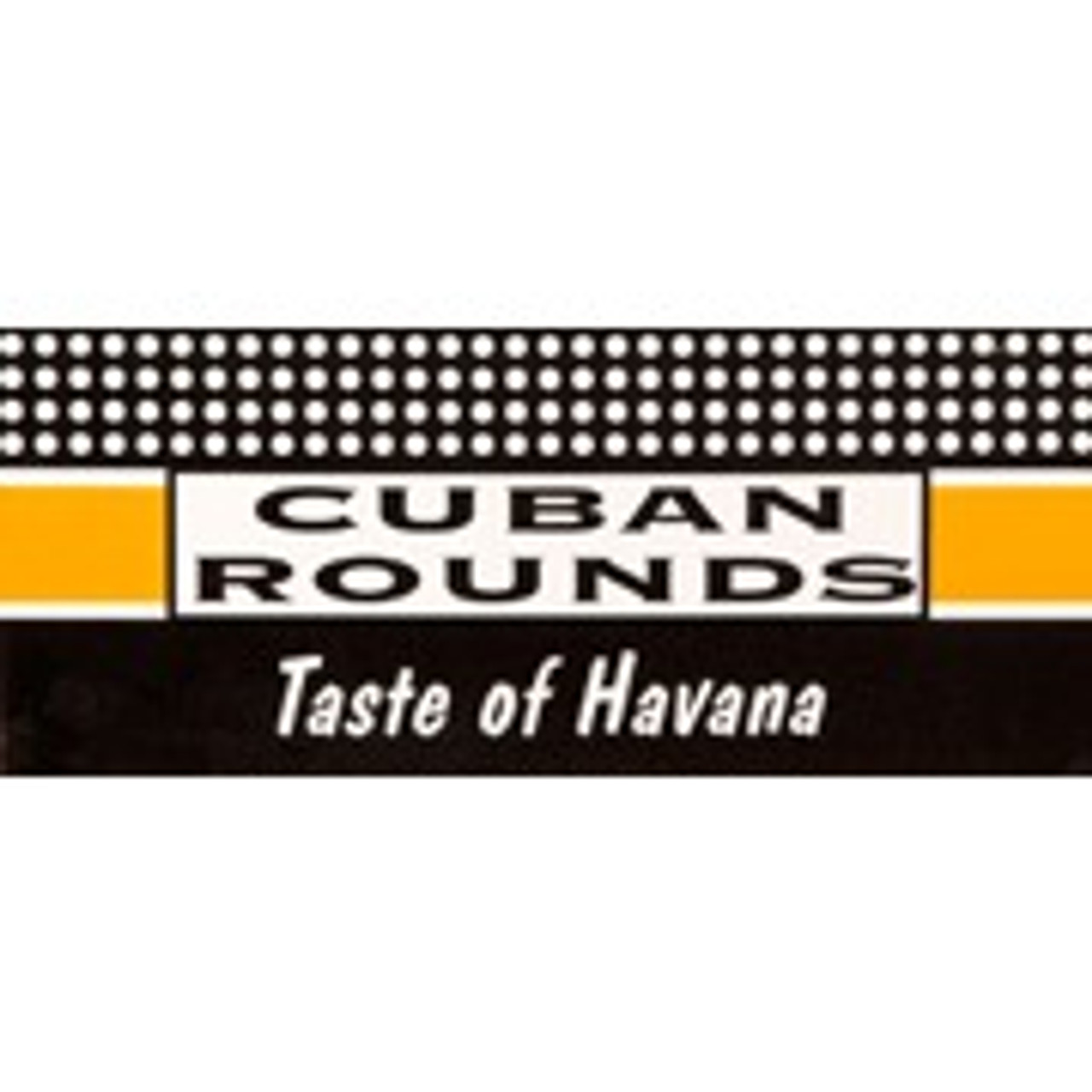 Cuban Rounds Torpedo Maduro Cigars - 6 x 52 (Bundle of 20)