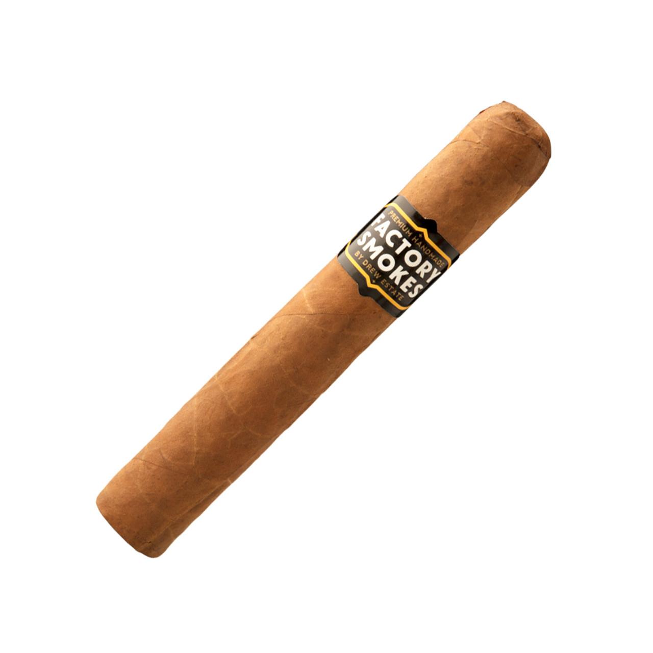 Factory Smokes by Drew Estate Gordito Shade Cigars - 6 x 60 (Bundle of 20)