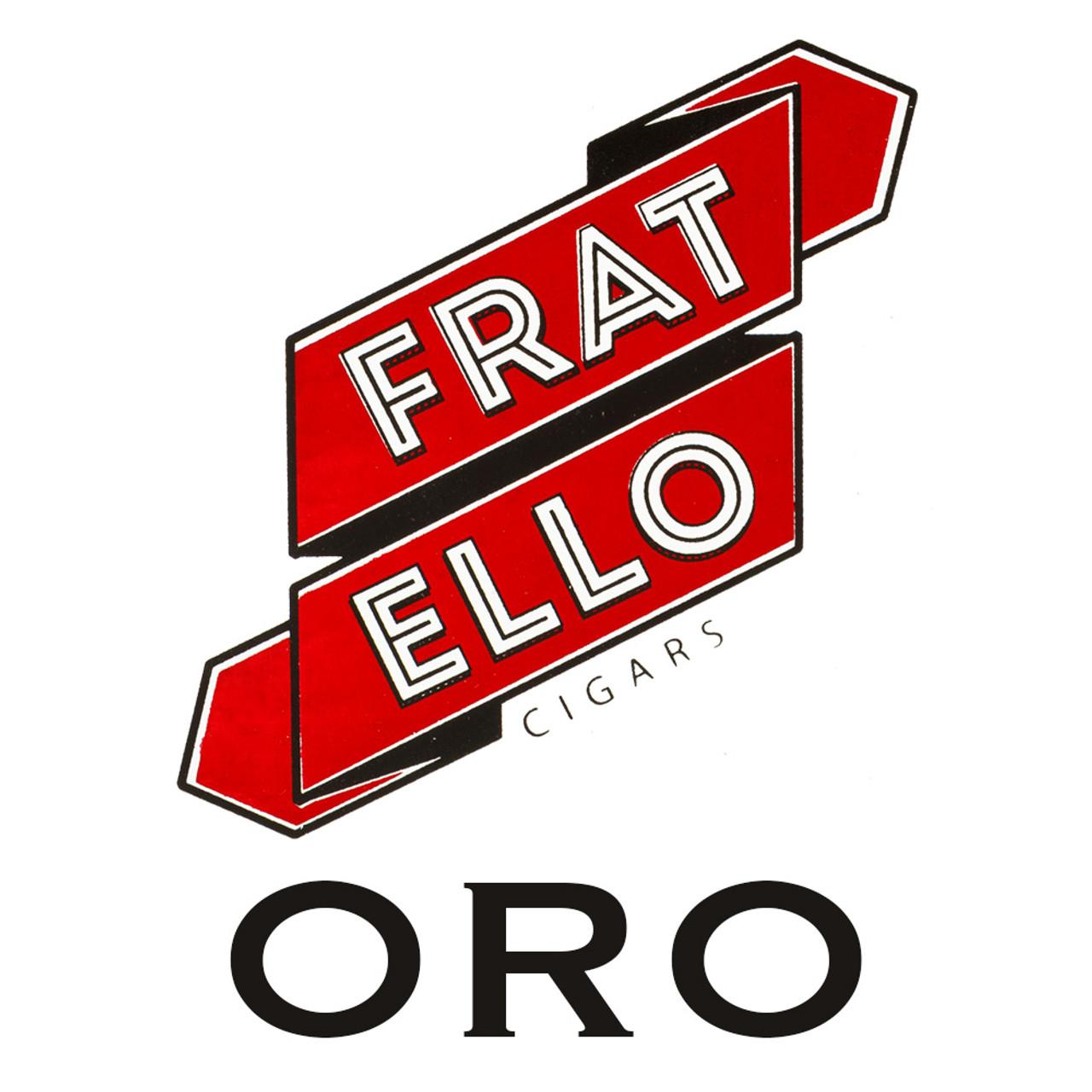 Fratello Oro Gordo Cigars - 6 x 60 (Box of 20)