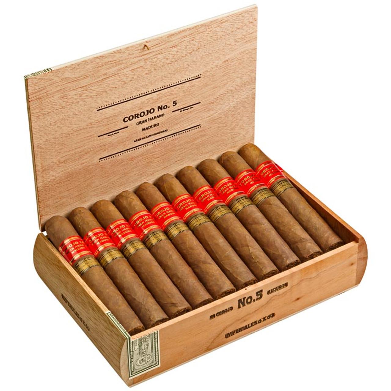 Gran Habano #5 Maduro Imperial Cigars - 6 x 60 (Box of 20)