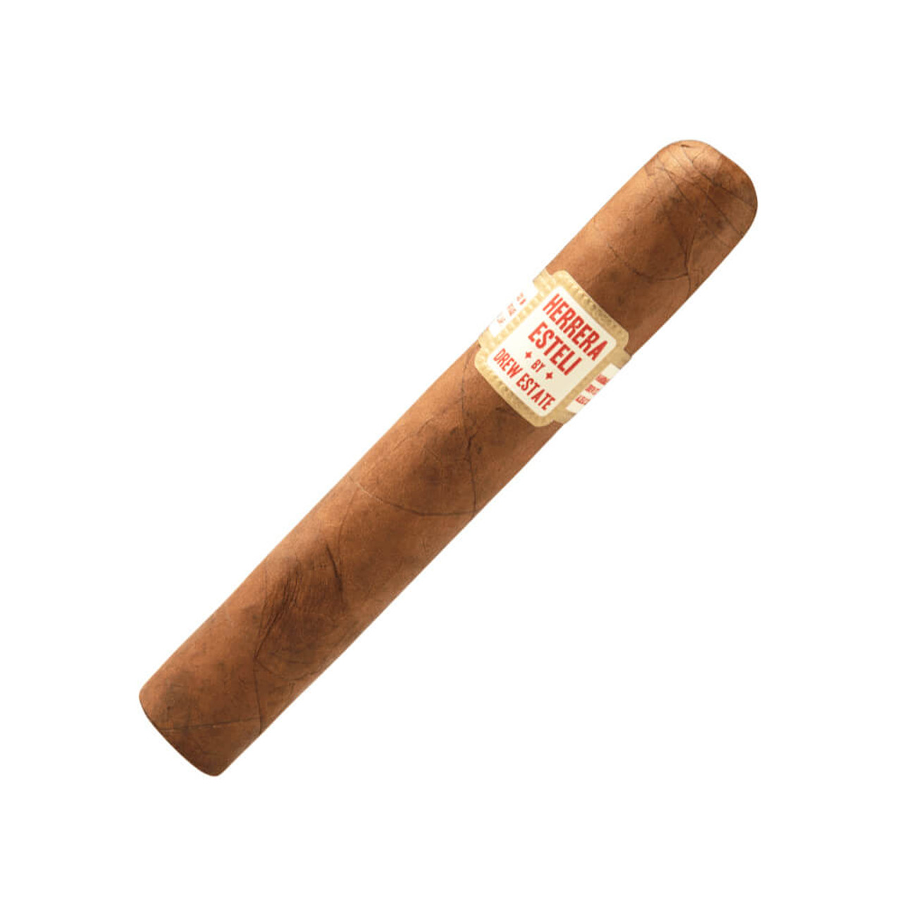 Herrera Esteli Habano Robusto Grande Cigars - 5.25 x 52 (Box of 25)