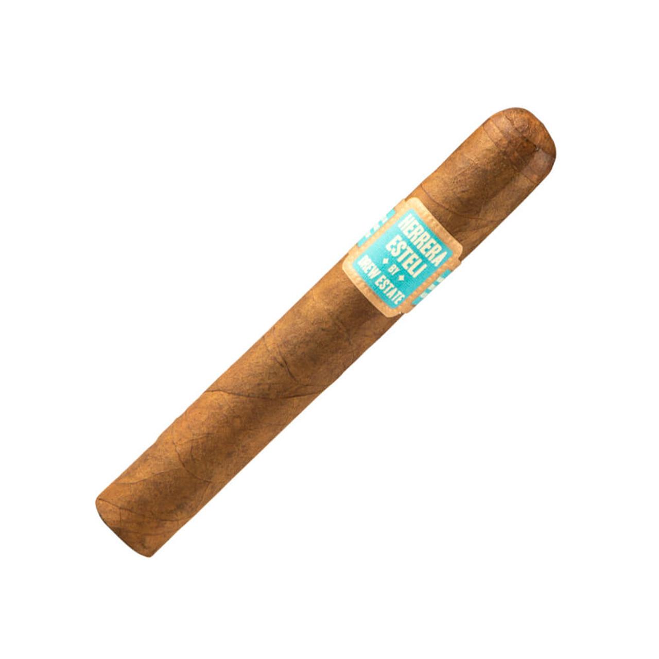 Herrera Esteli Brazilian Maduro Short Corona Gorda Cigars - 5.88 x 46 (Box of 25)