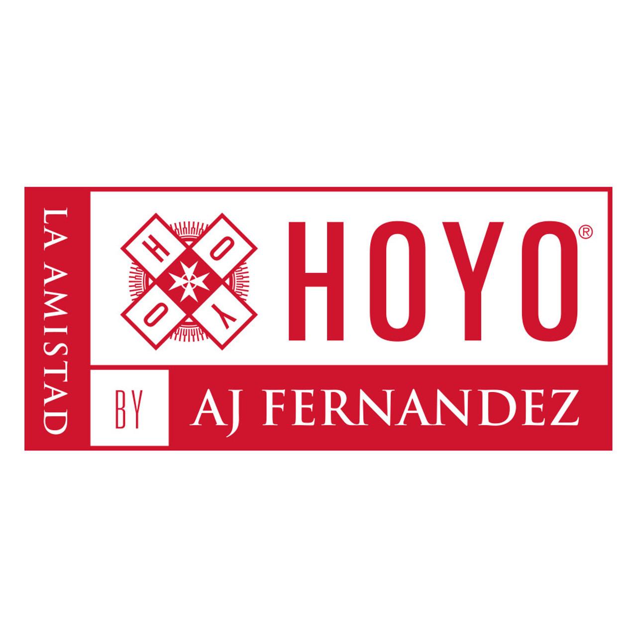Hoyo La Amistad Black Toro Cigars - 6.5 x 52 (Box of 25)