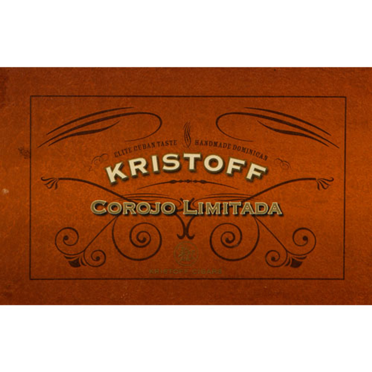 Kristoff Corojo Limitada Torpedo Cigars - 6.25 x 52 (Box of 20)