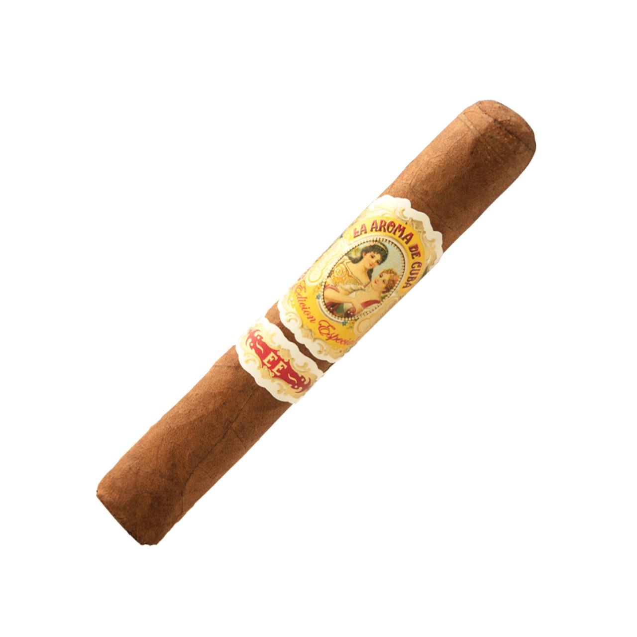 La Aroma de Cuba Edicion Especial Minutos Cigars - 4.5 x 42 (Box of 25)