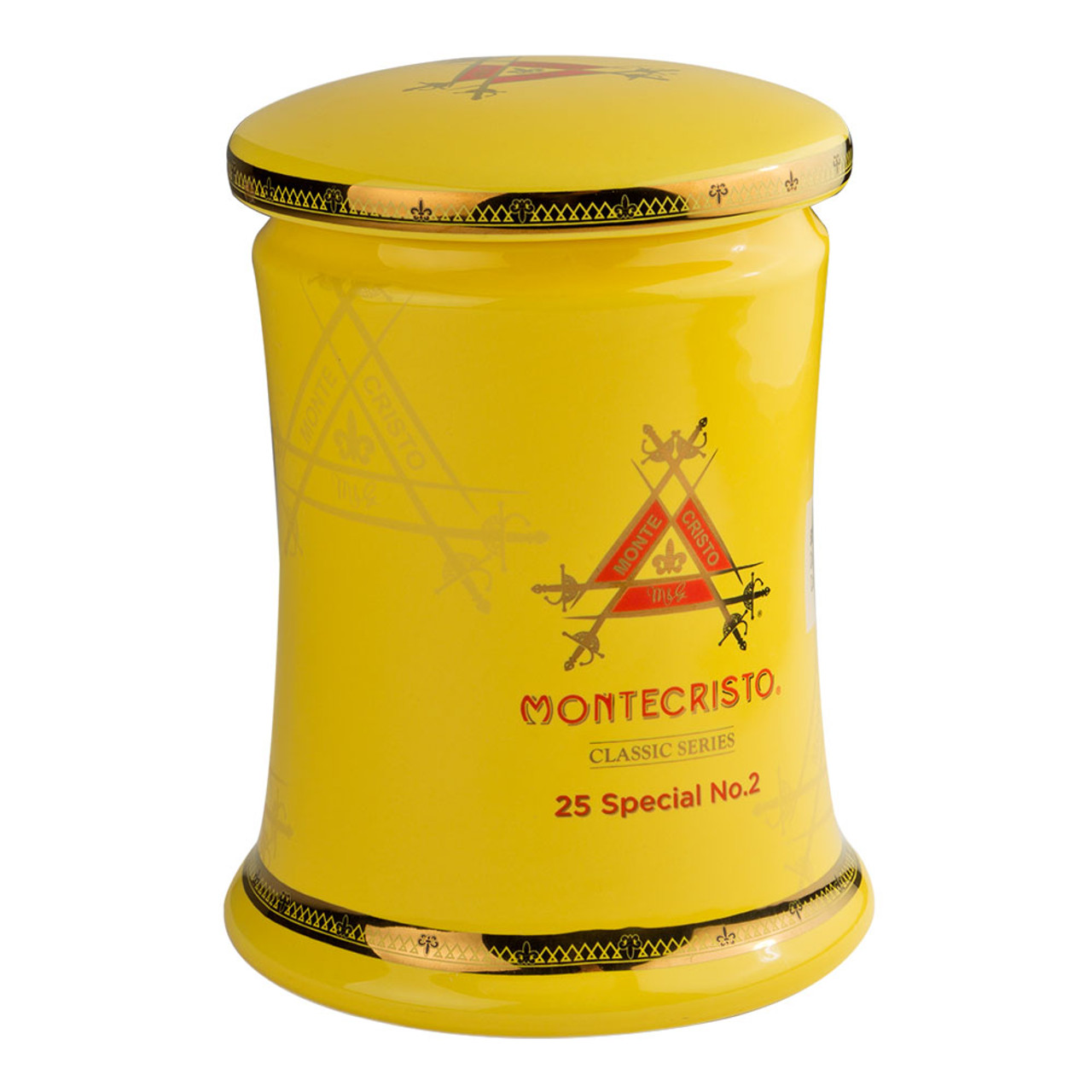 Montecristo Classic No. 2 Cigars - 6 x 50 (Jar of 25)
