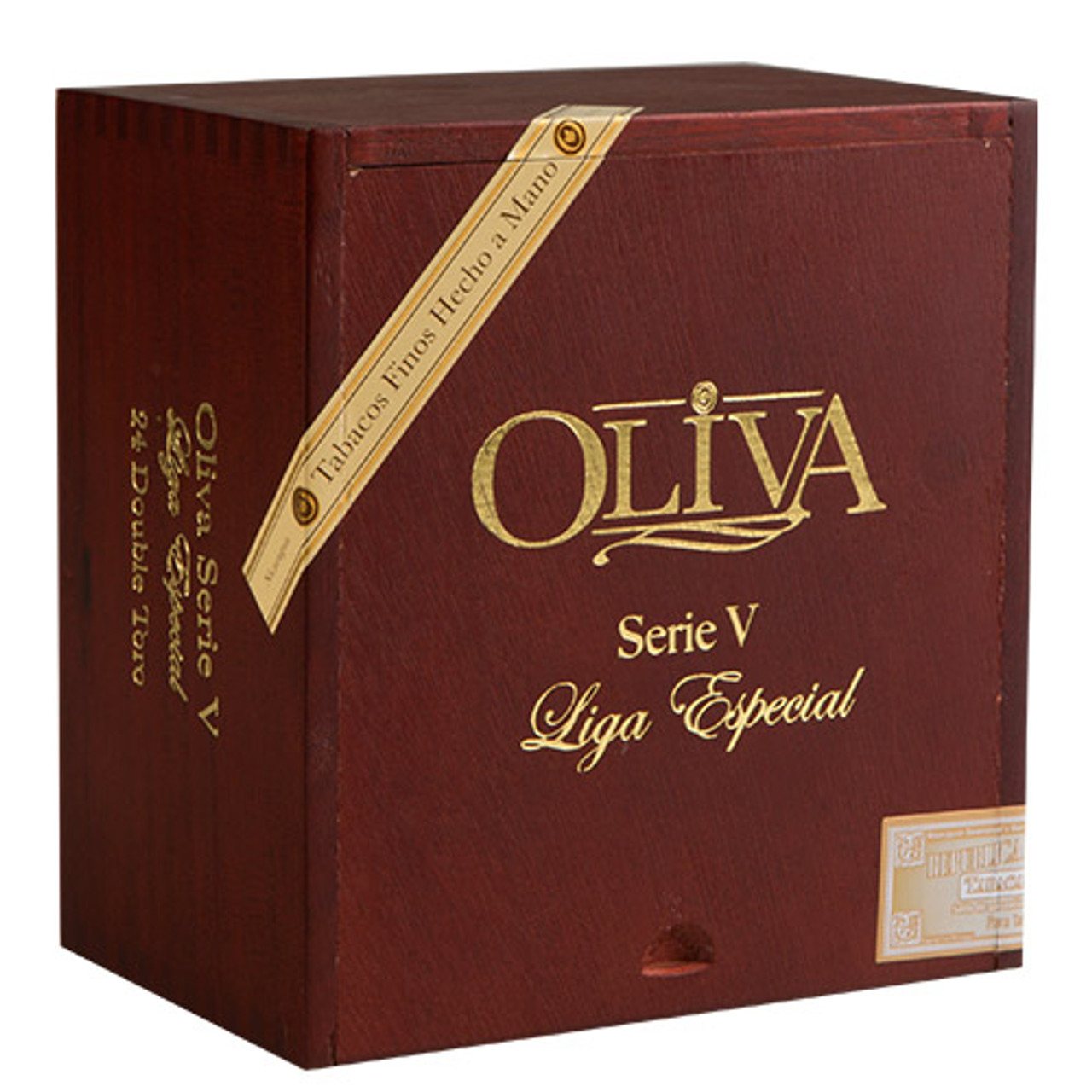 Oliva Serie V Double Toro Maduro Cigars - 6 x 60 (Box of 10)