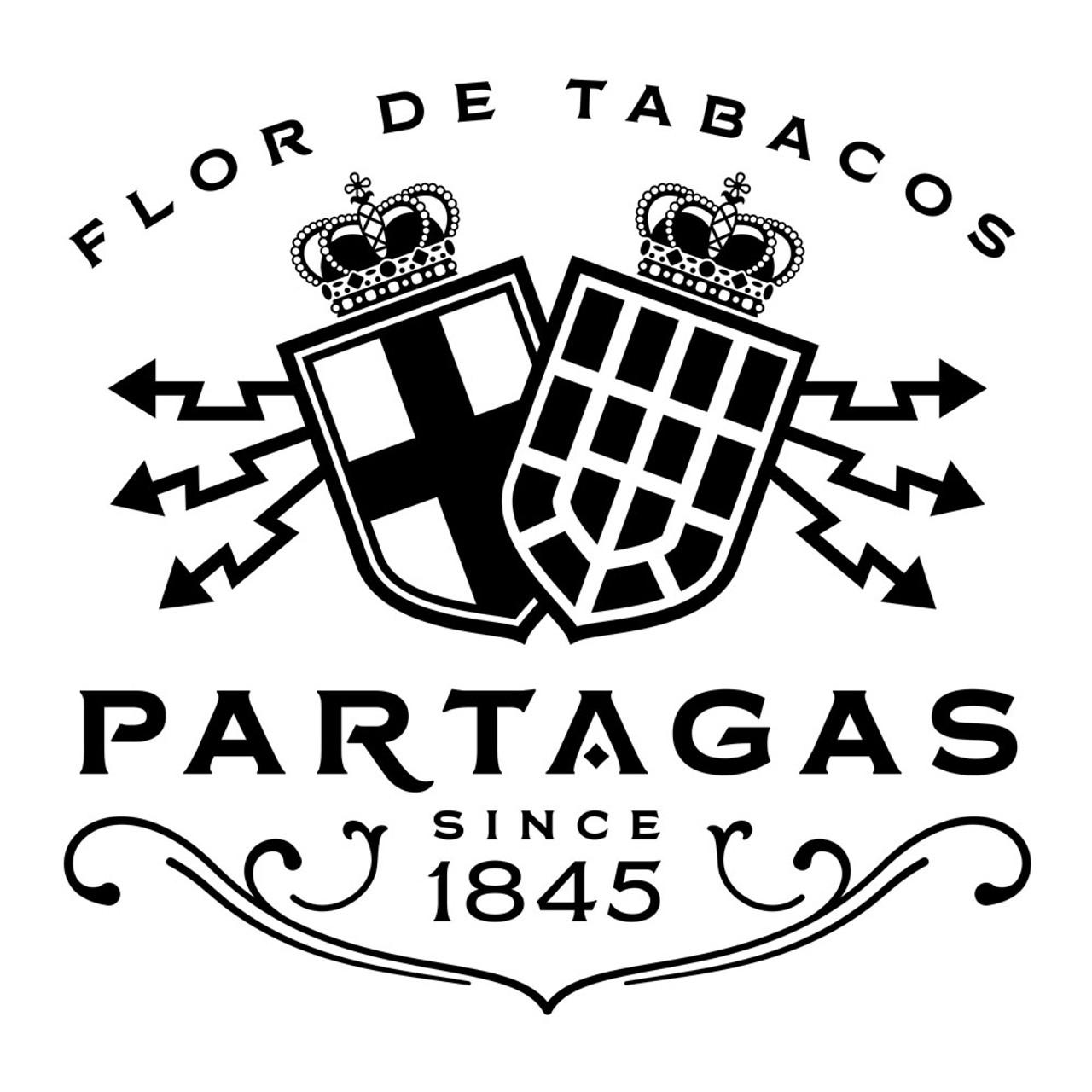 Partagas Legend Fabuloso Leyenda Cigars - 6.5 x 48 (Box of 20)