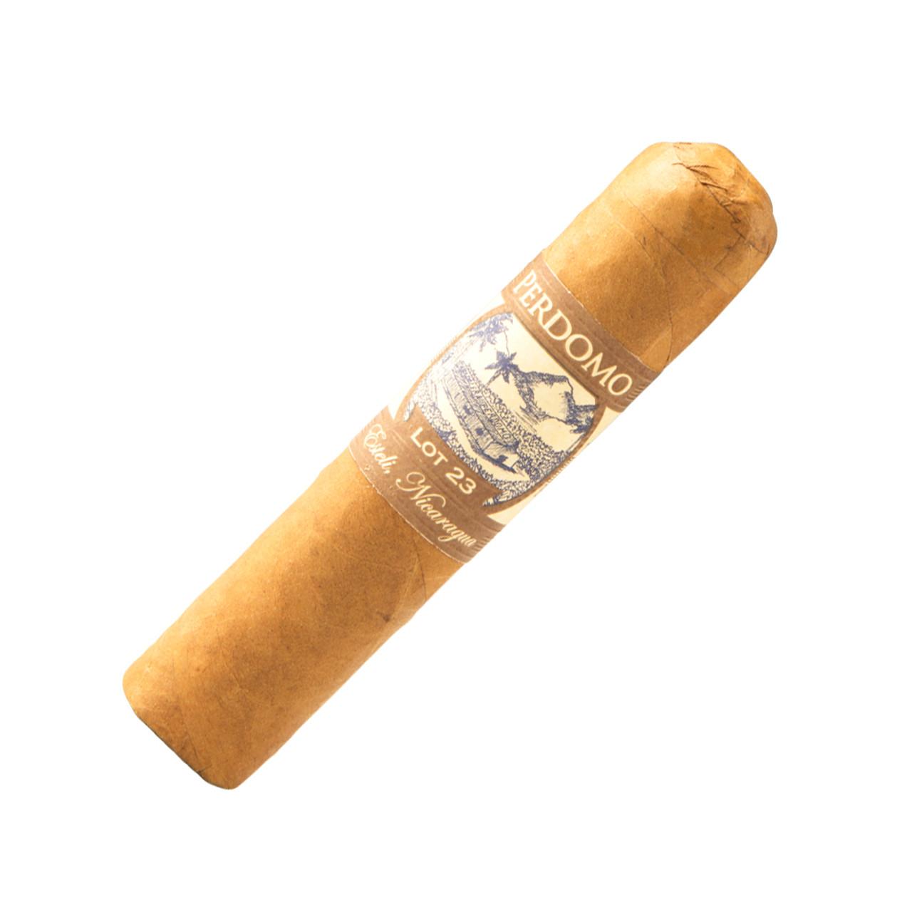 Perdomo Lot 23 Gordito Connecticut Cigars - 4.5 x 60 (Box of 24)