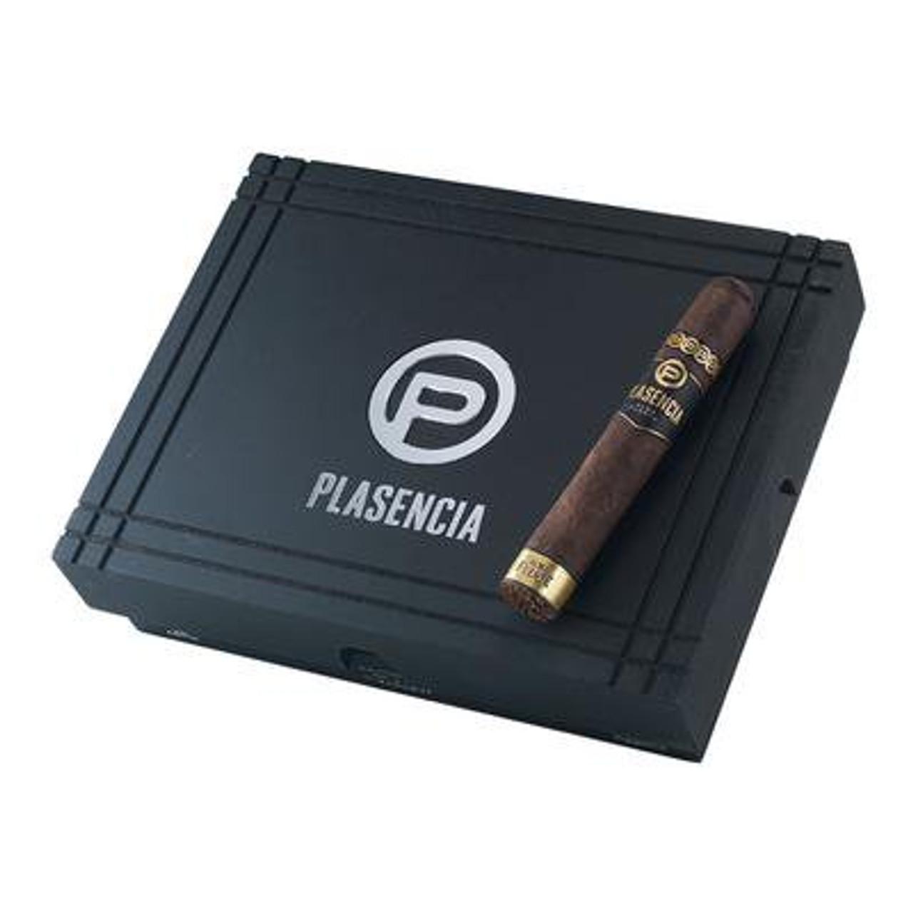 Plasencia Alma Fuerte Salomon Cigars - 7 x 58 (Box of 10)