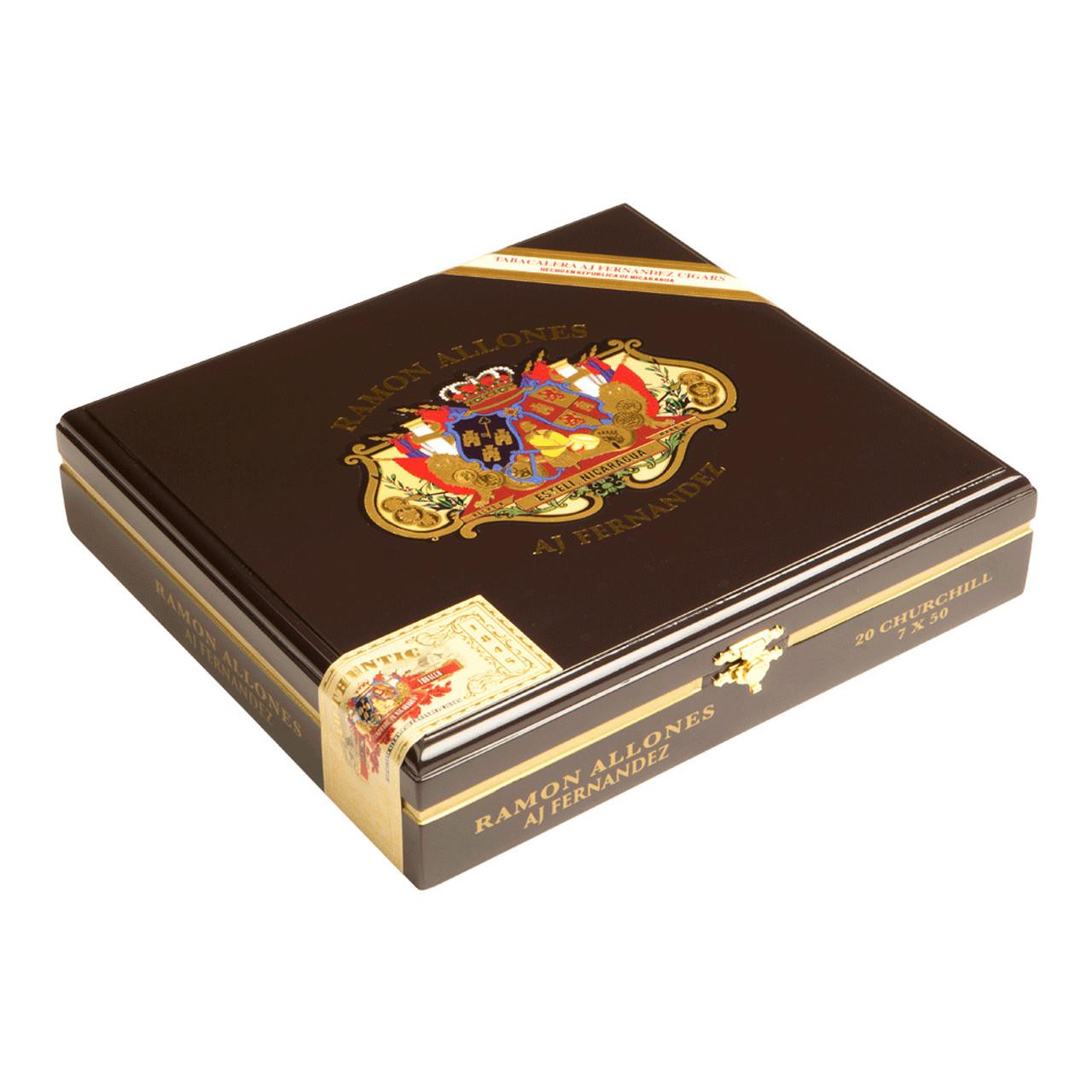Ramon Allones by AJ Fernandez Robusto Cigars - 5.5 x 50 (Box of 20)