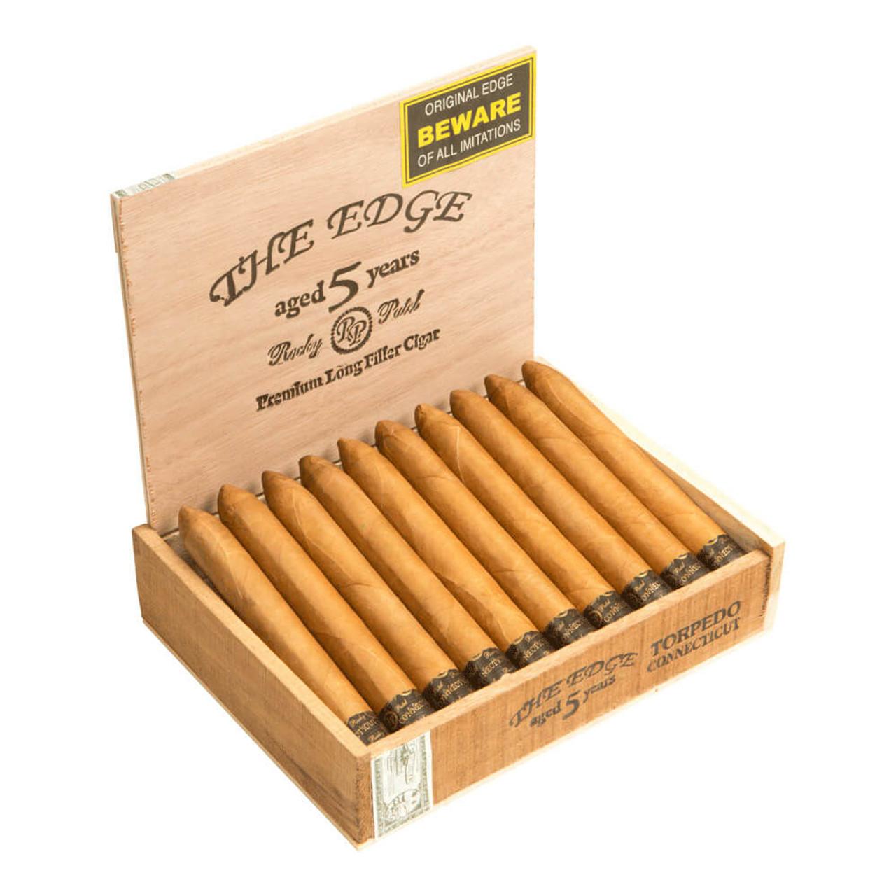 Rocky Patel The Edge Lite Torpedo Cigars - 6 x 52 (Box of 20)