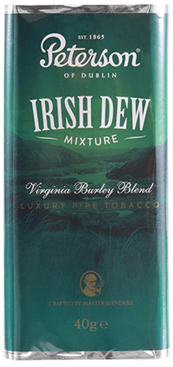 Peterson Irish Dew Pipe Tobacco | 7.05oz