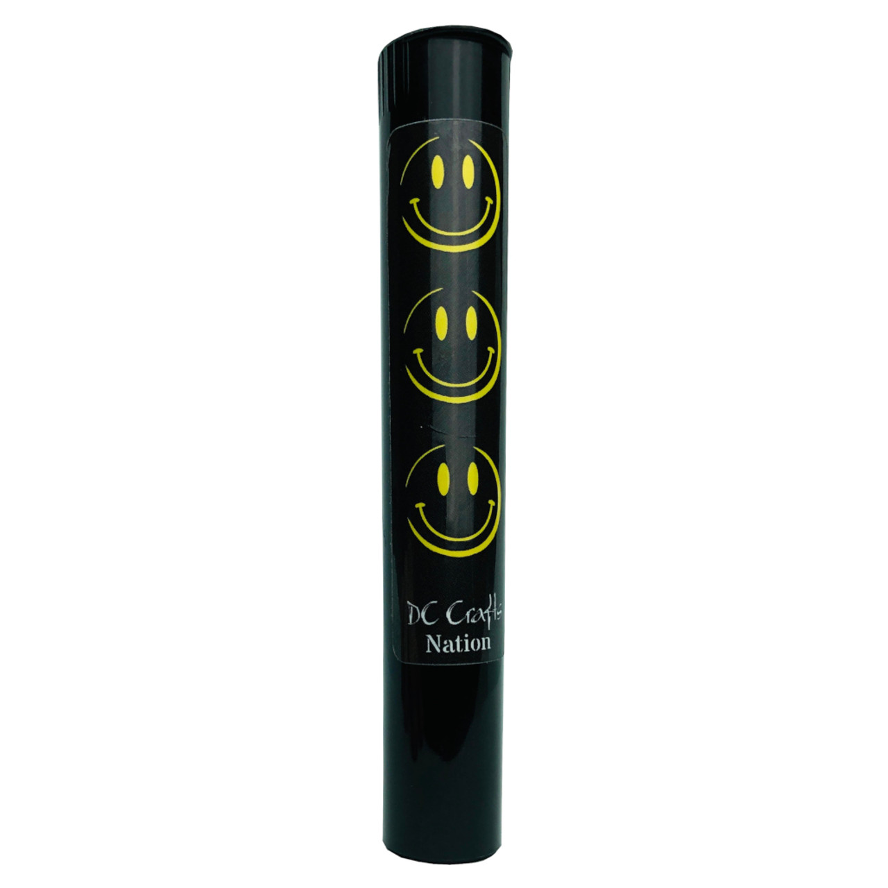 DC Crafts Nation Pocket Protector Herb Stash Child Resistant Tube Happy