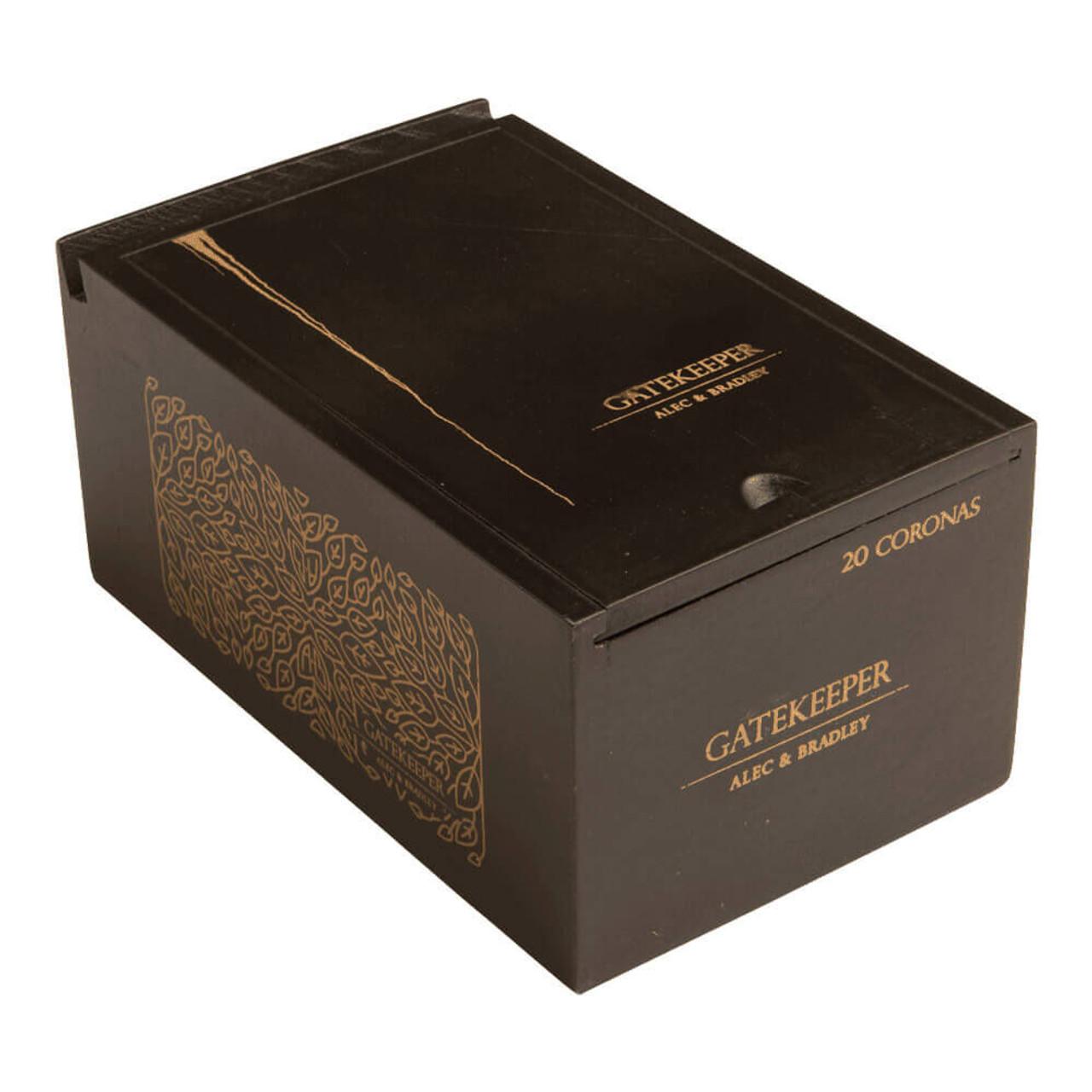 Alec & Bradley Gatekeeper Corona Cigars - 5.12 X 42 (Box of 20)