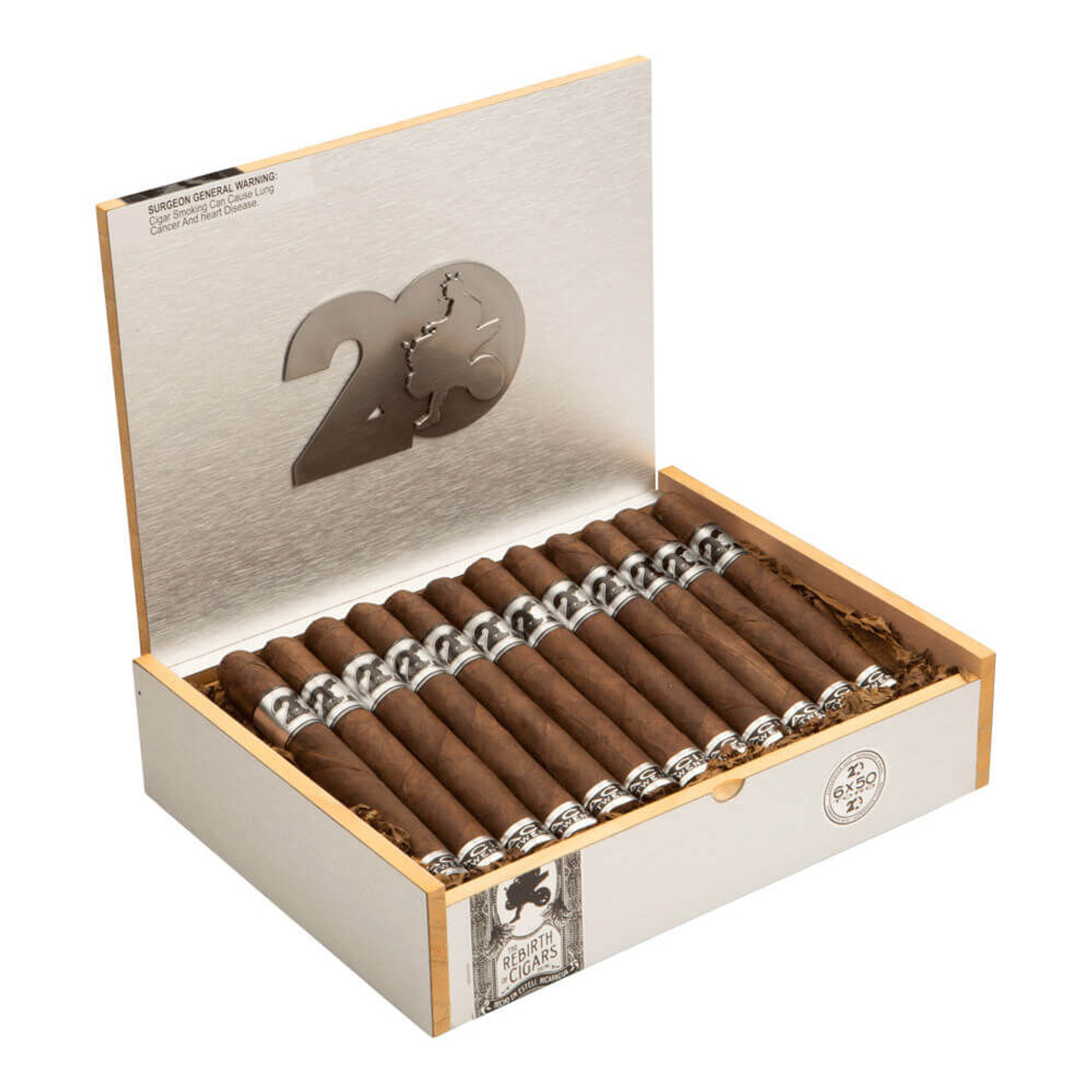 ACID 20th Anniversary Toro Cigars - 6 x 50 (Box of 24)