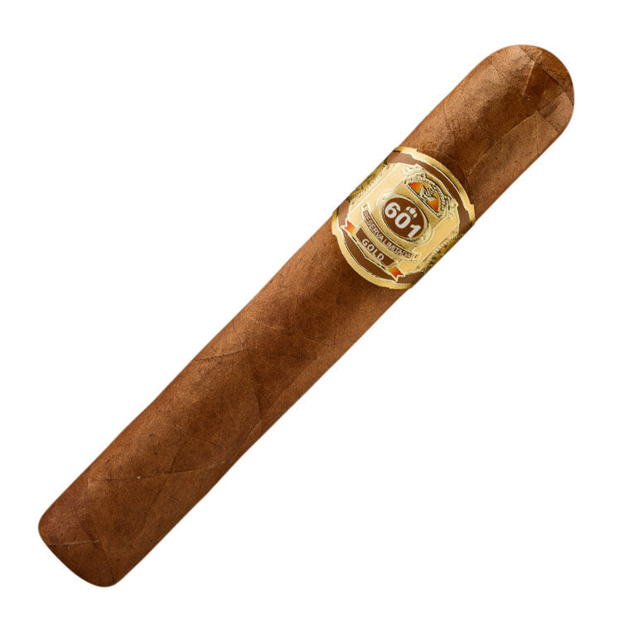 601 Gold Label Gordo Cigars - 6 x 60 (Box of 10)
