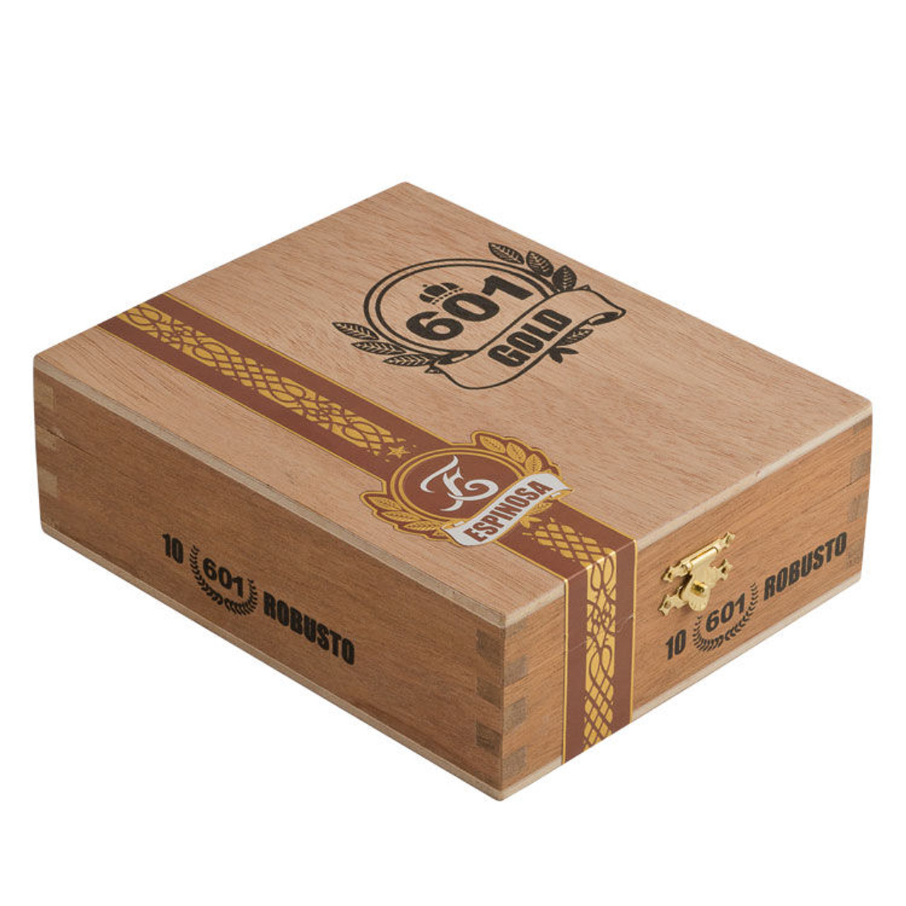 601 Gold Label Robusto Cigars - 5 x 50 (Box of 10)