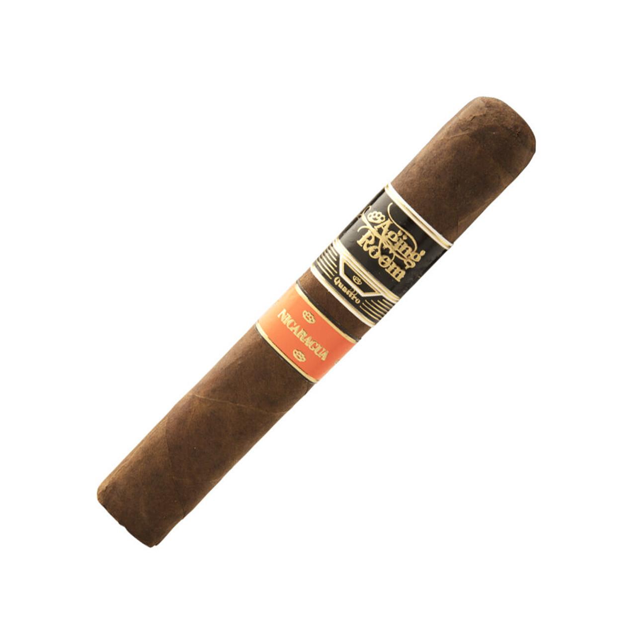 Aging Room Quattro Nicaragua Espressivo Cigars - 5 x 50 (Box of 20)