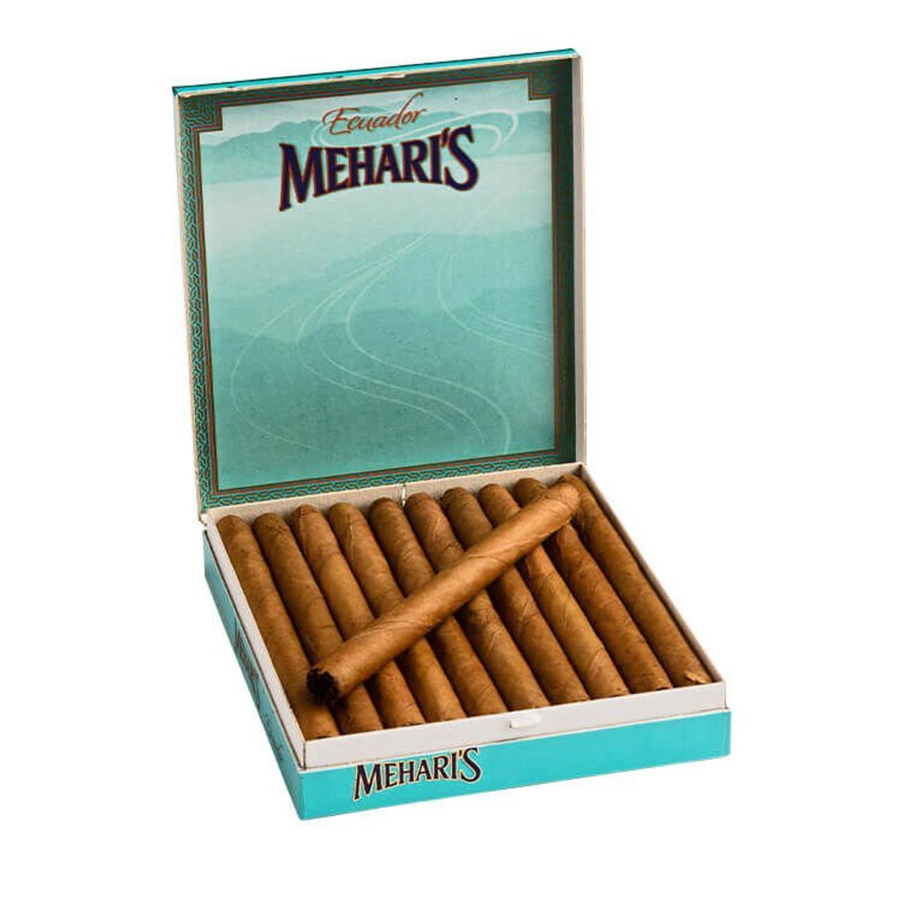 Agio Mehari's Cigarillos Ecuador Cigars - 4 x 23 (10 packs of 20(200 total))