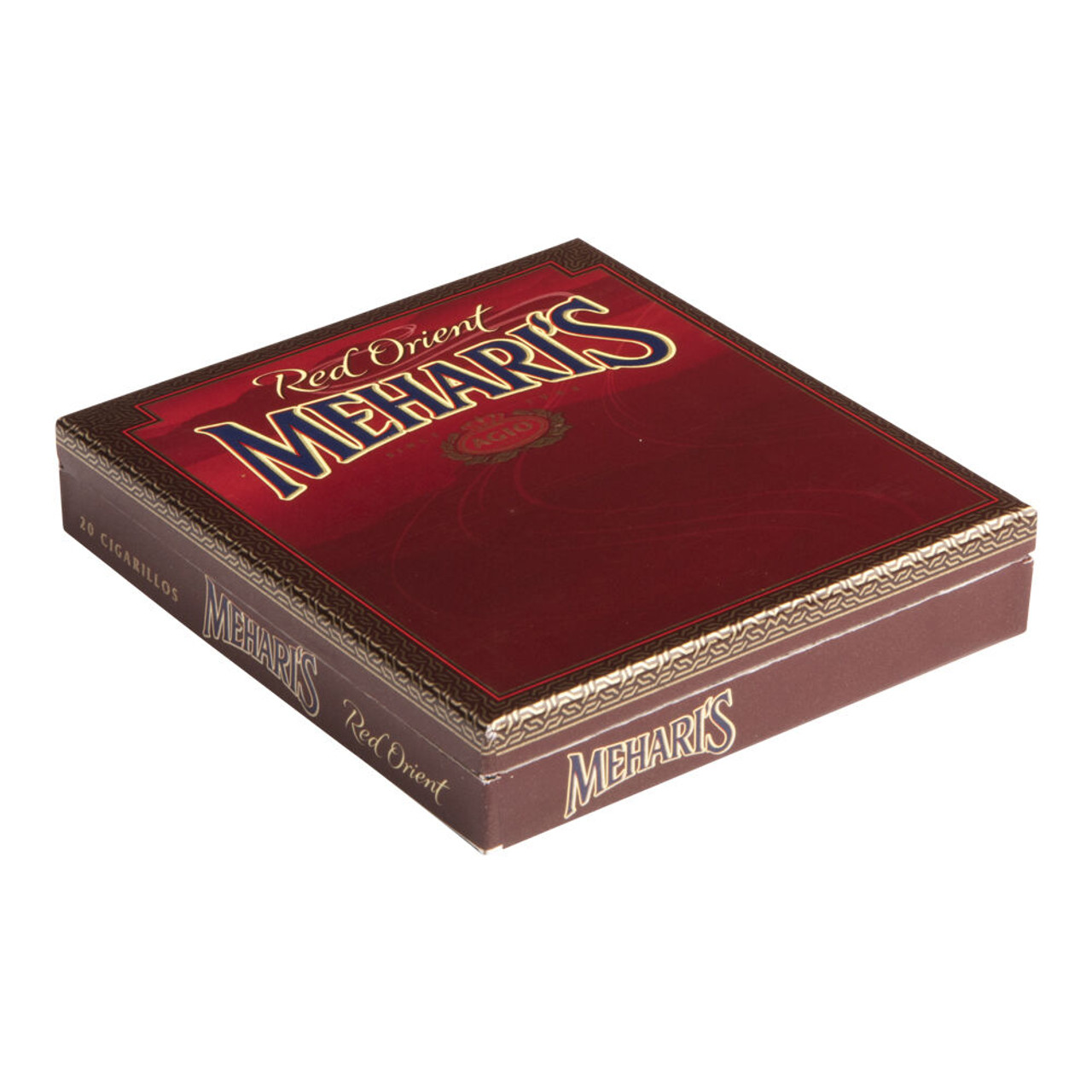 Agio Mehari's Cigarillos Red Orient Cigars - 4 x 23 (20 packs of 10 (200 total))