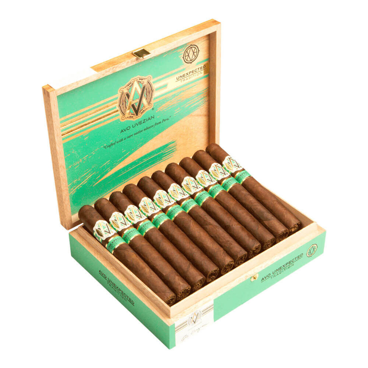 AVO Unexpected Series Moment Cigars - 6 x 54 (Box of 20)