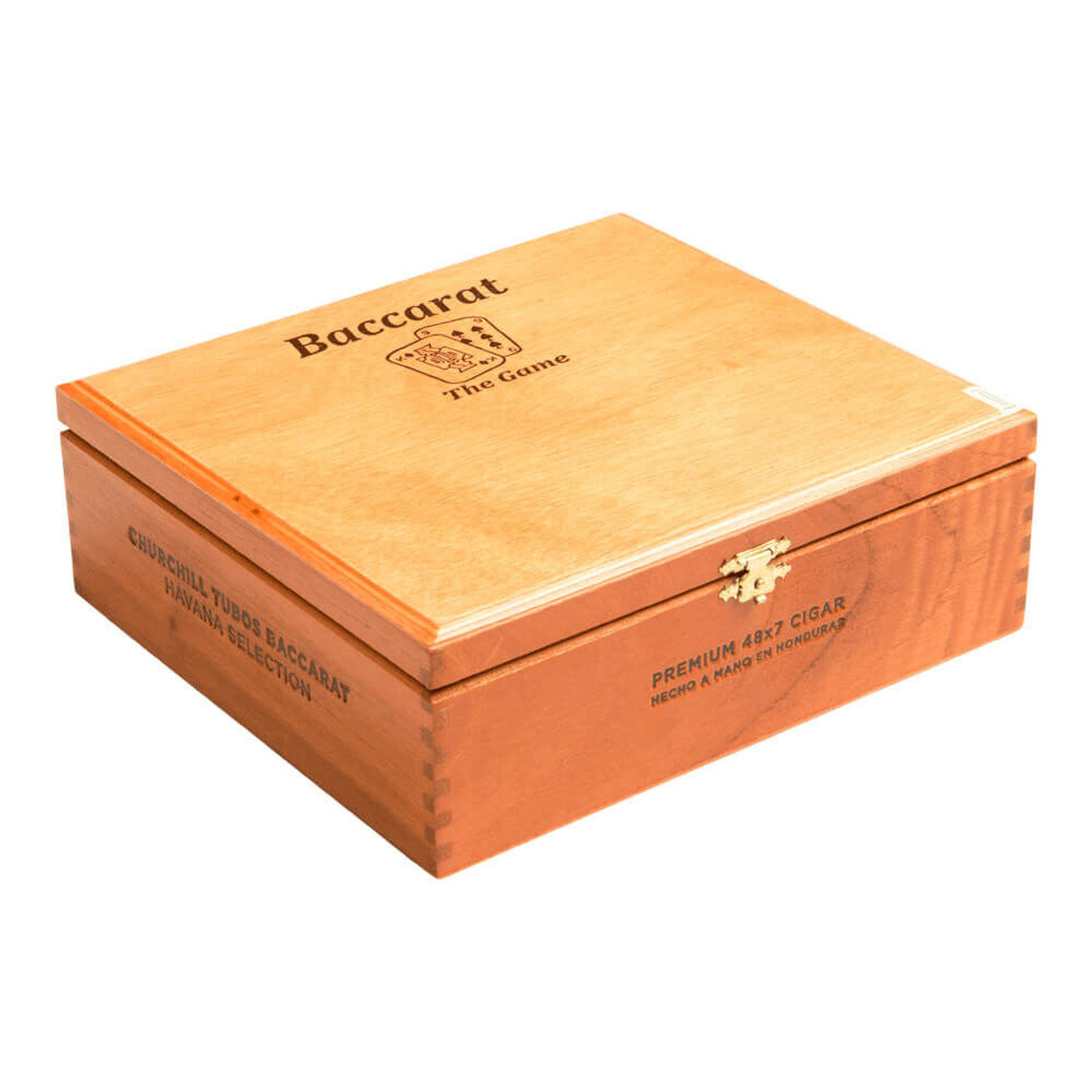 Baccarat Luchadore Tubo Cigars - 6 x 43 (Box of 25)