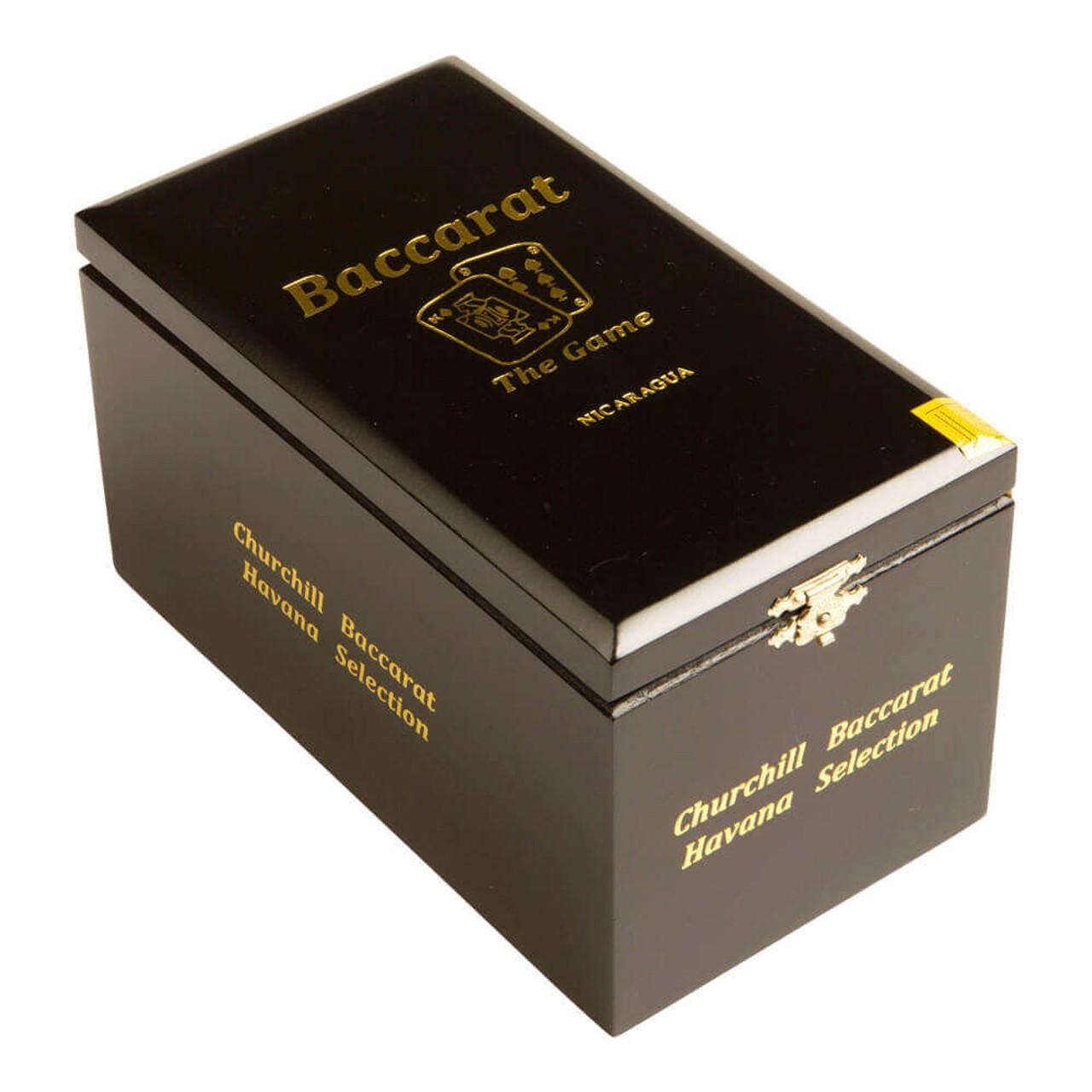 Baccarat Nicaragua Churchill Cigars - 7 x 50 (Box of 25)
